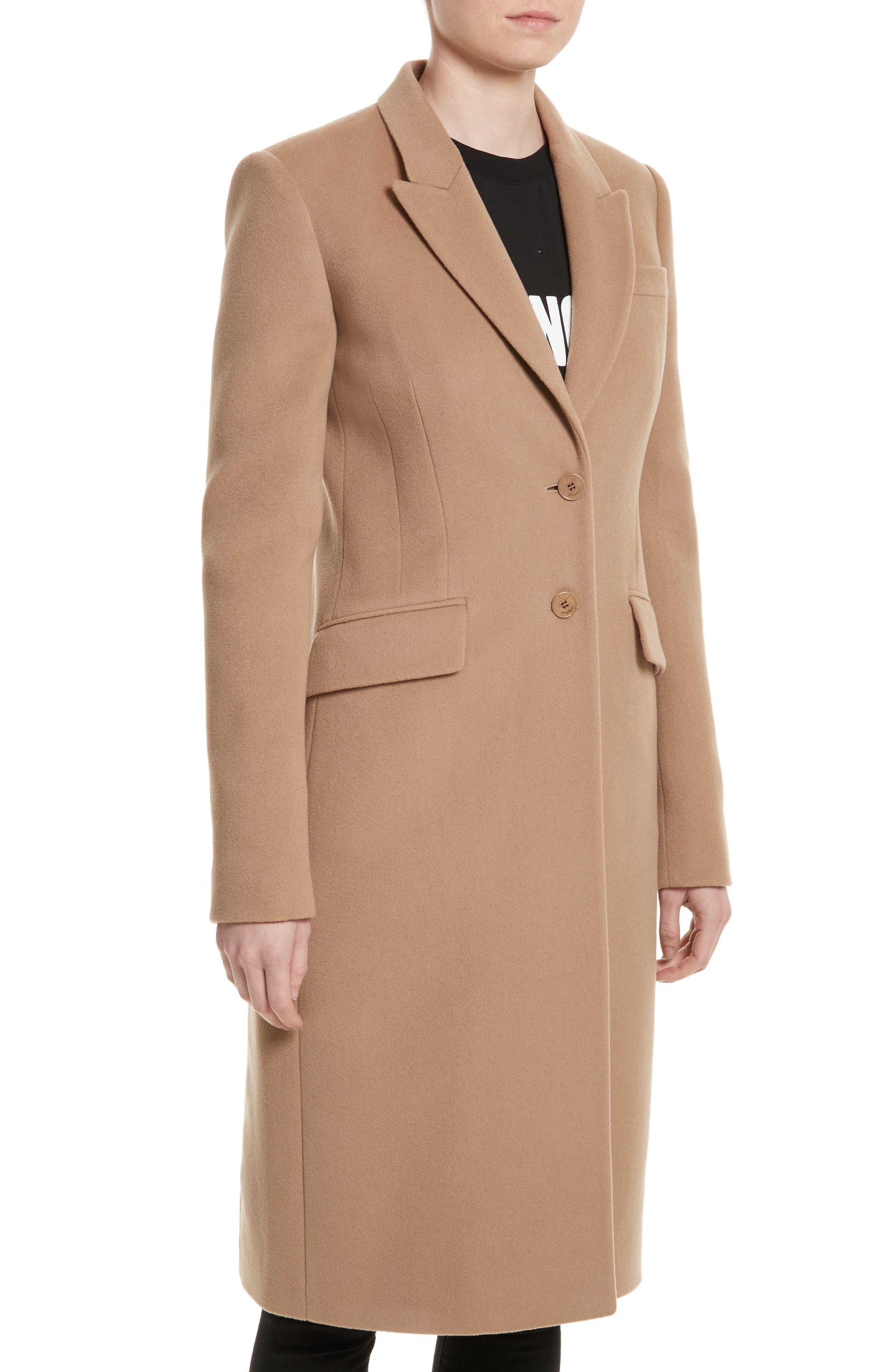 Alternate Image 6  - Givenchy Wool & Cashmere Coat