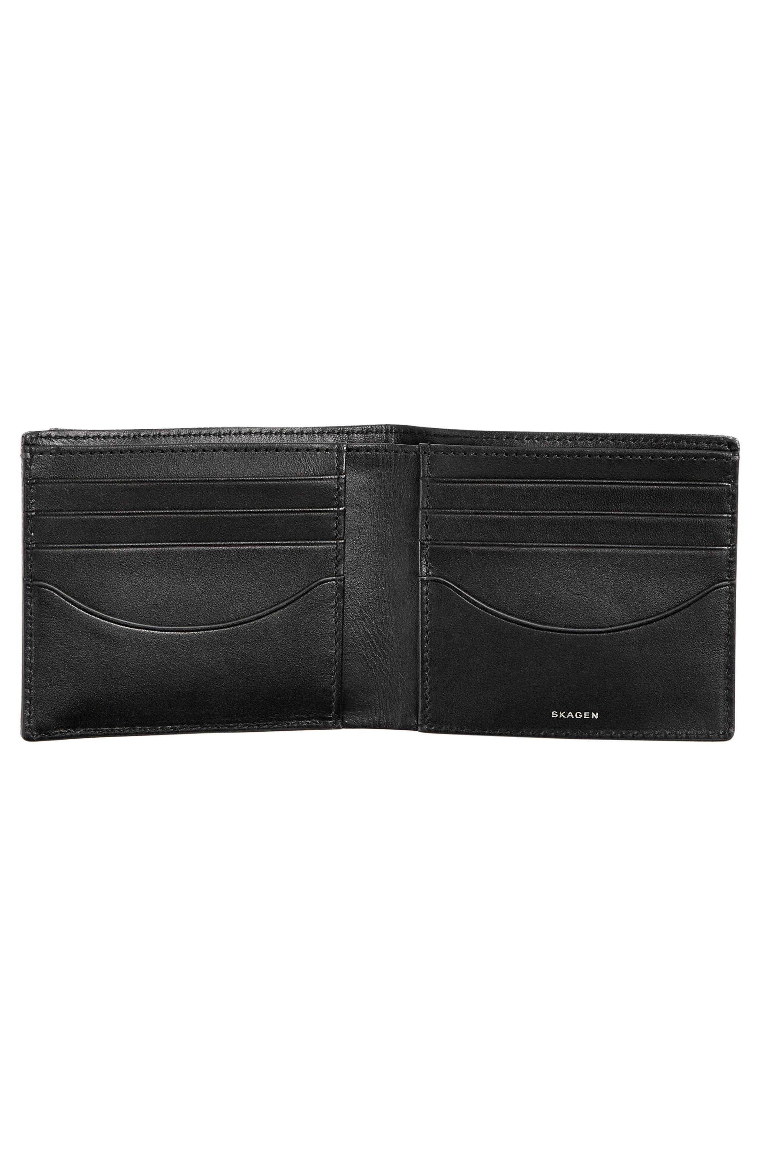 Alternate Image 2  - Skagen Passcase Wallet