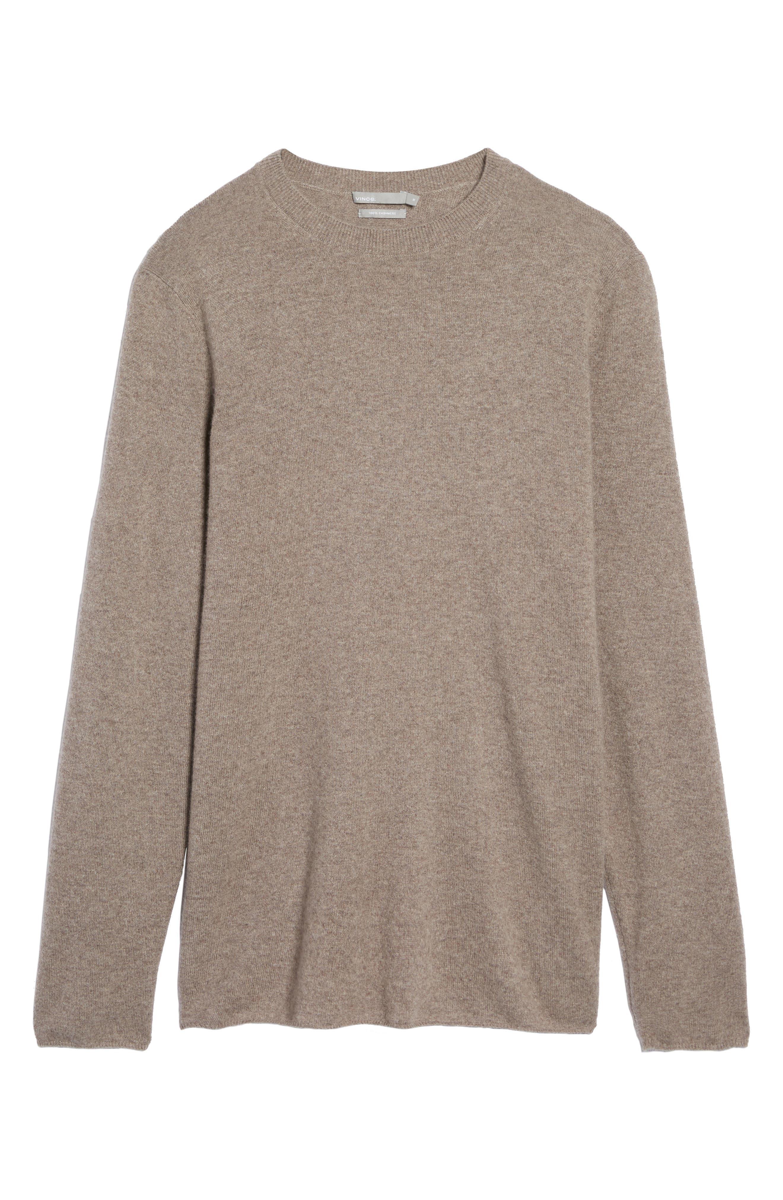 Alternate Image 5  - Vince Regular Fit Crewneck Sweater