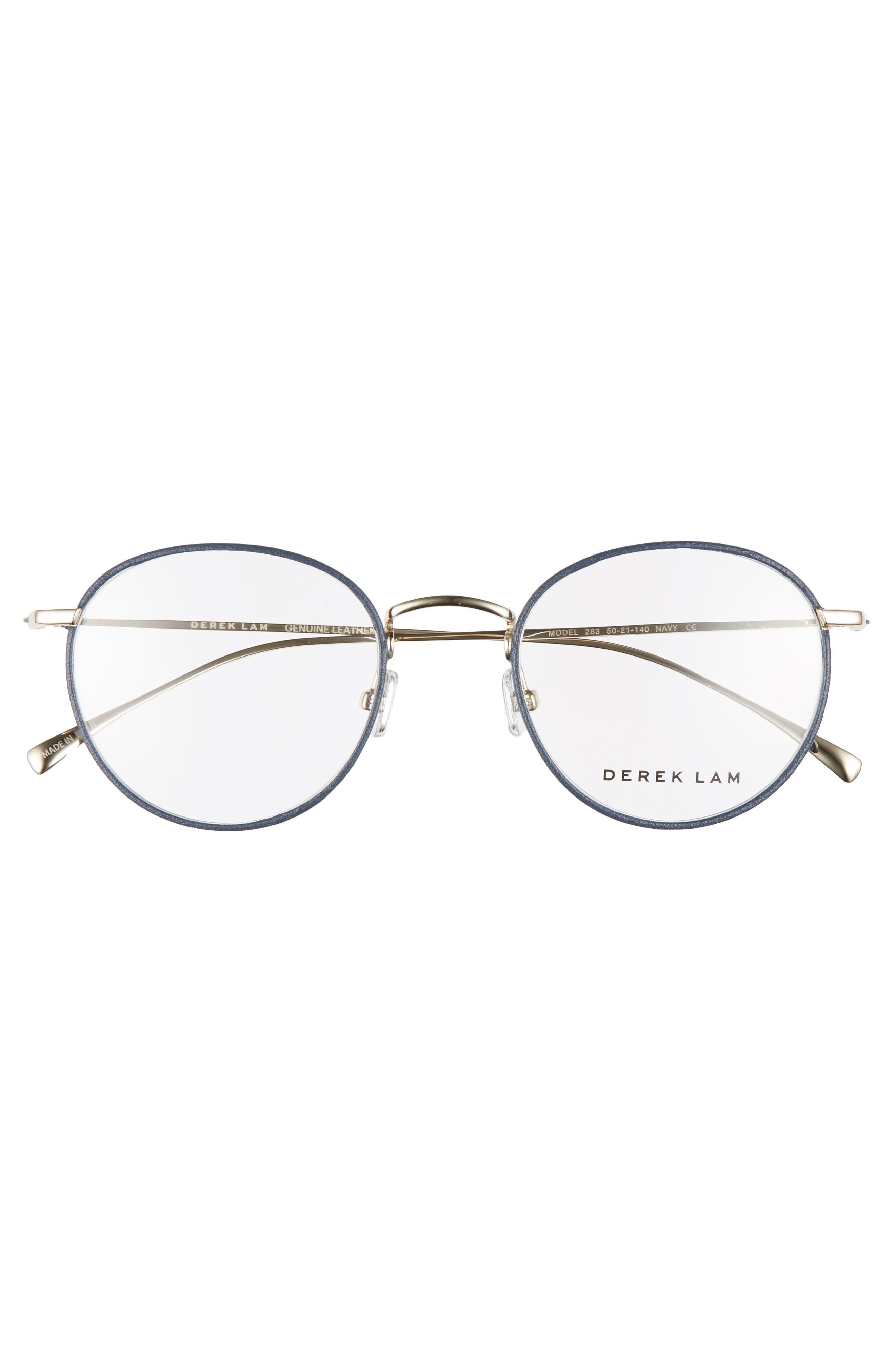 50mm Optical Glasses,                             Alternate thumbnail 2, color,                             Navy