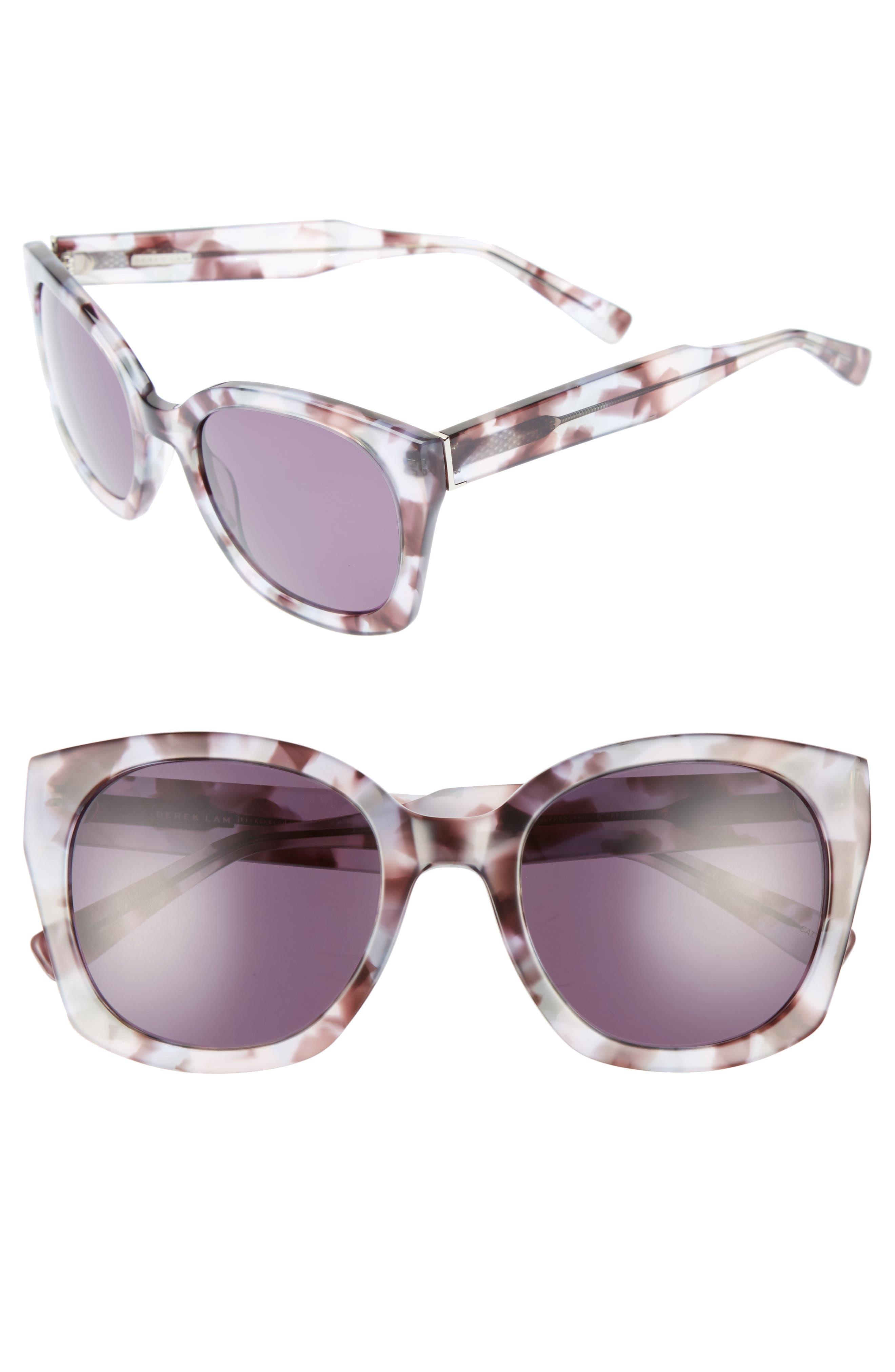 Derek Lam Sadie 54mm Sunglasses