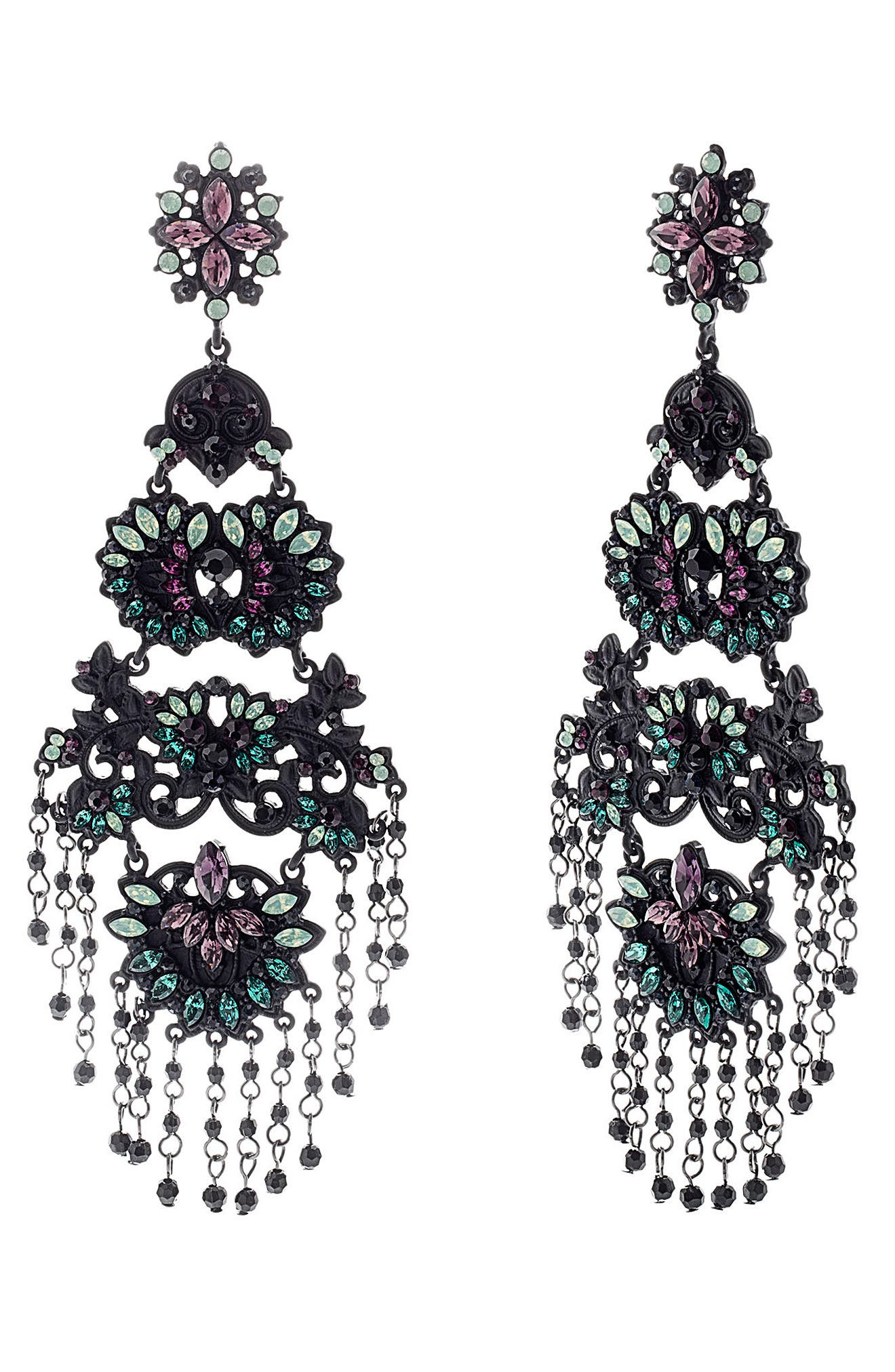 STEVE MADDEN Tassel Drop Earrings