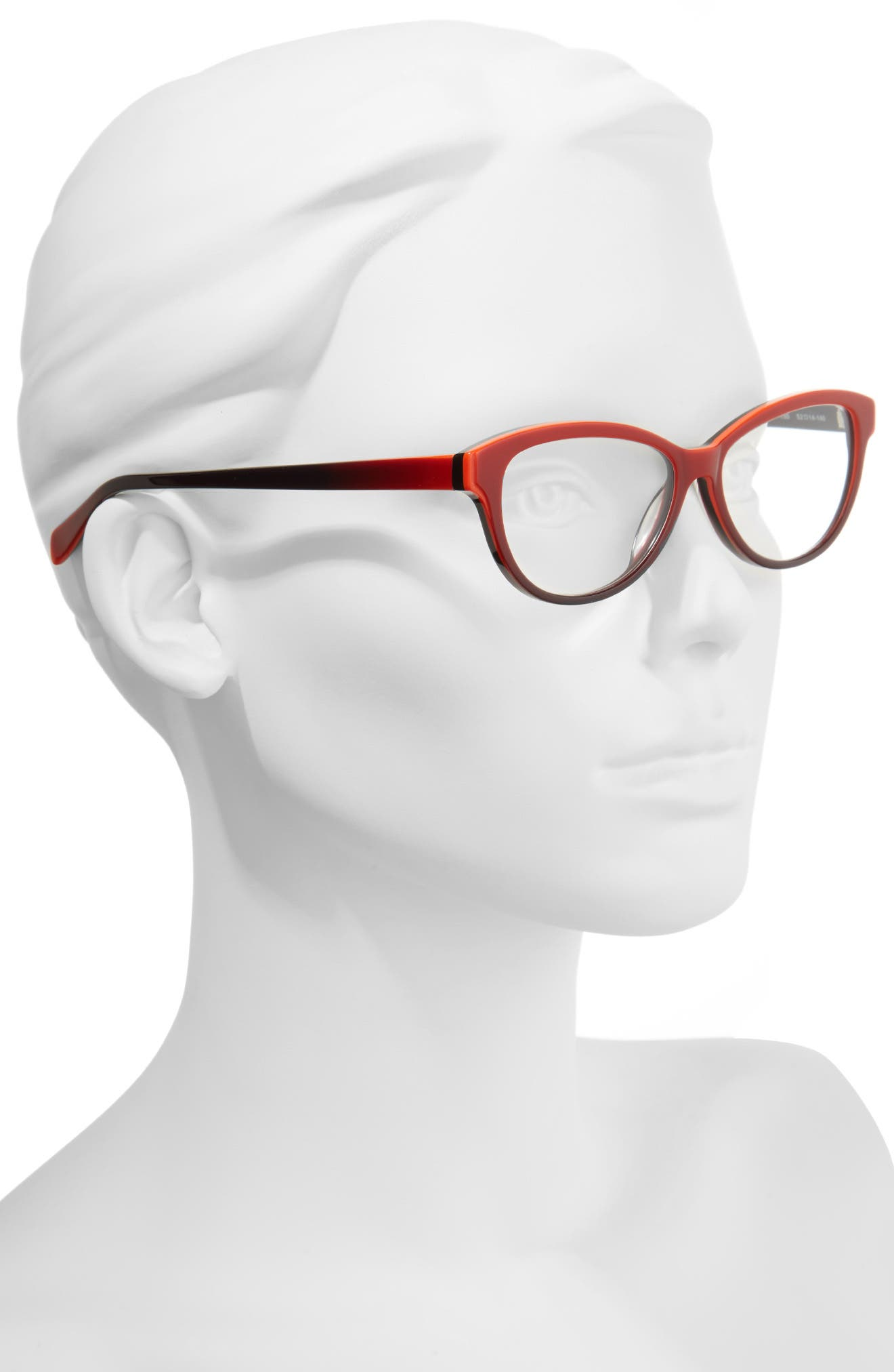 Alternate Image 2  - Corinne McCormack Marge 50mm Reading Glasses