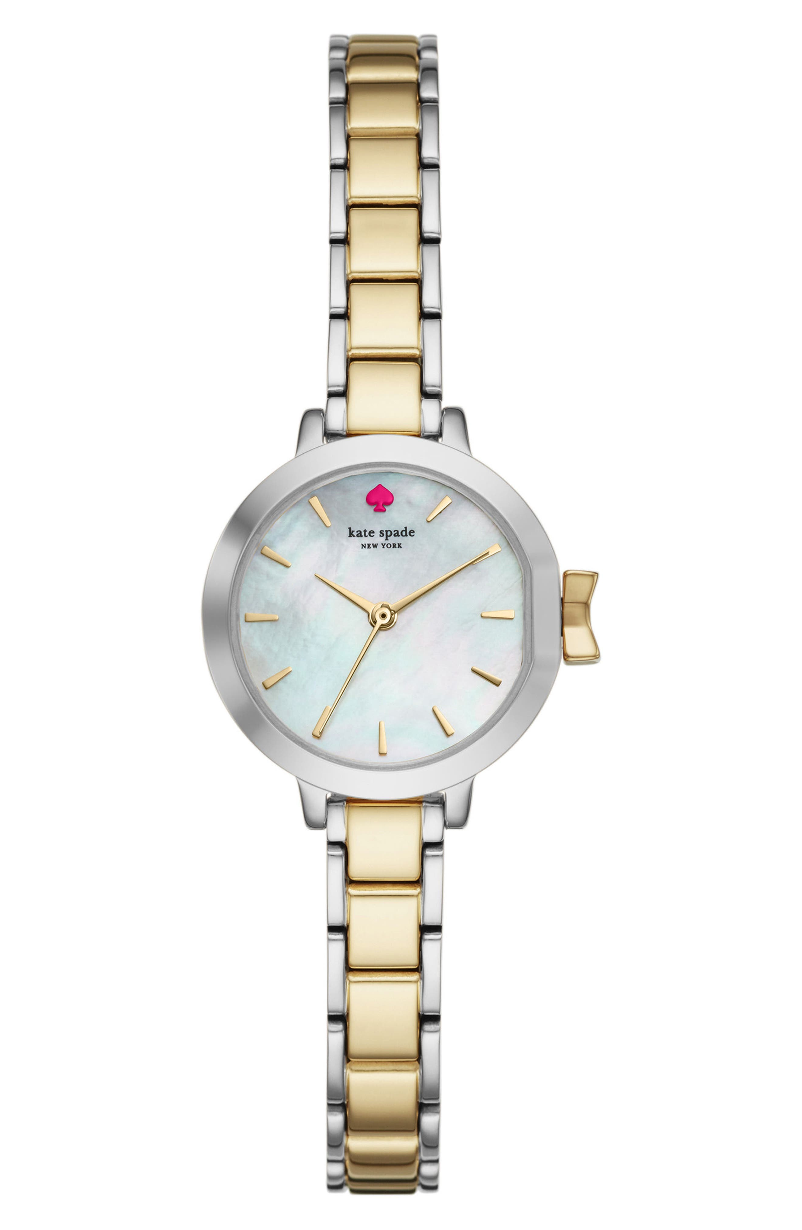 kate spade new york park row bracelet watch, 24mm