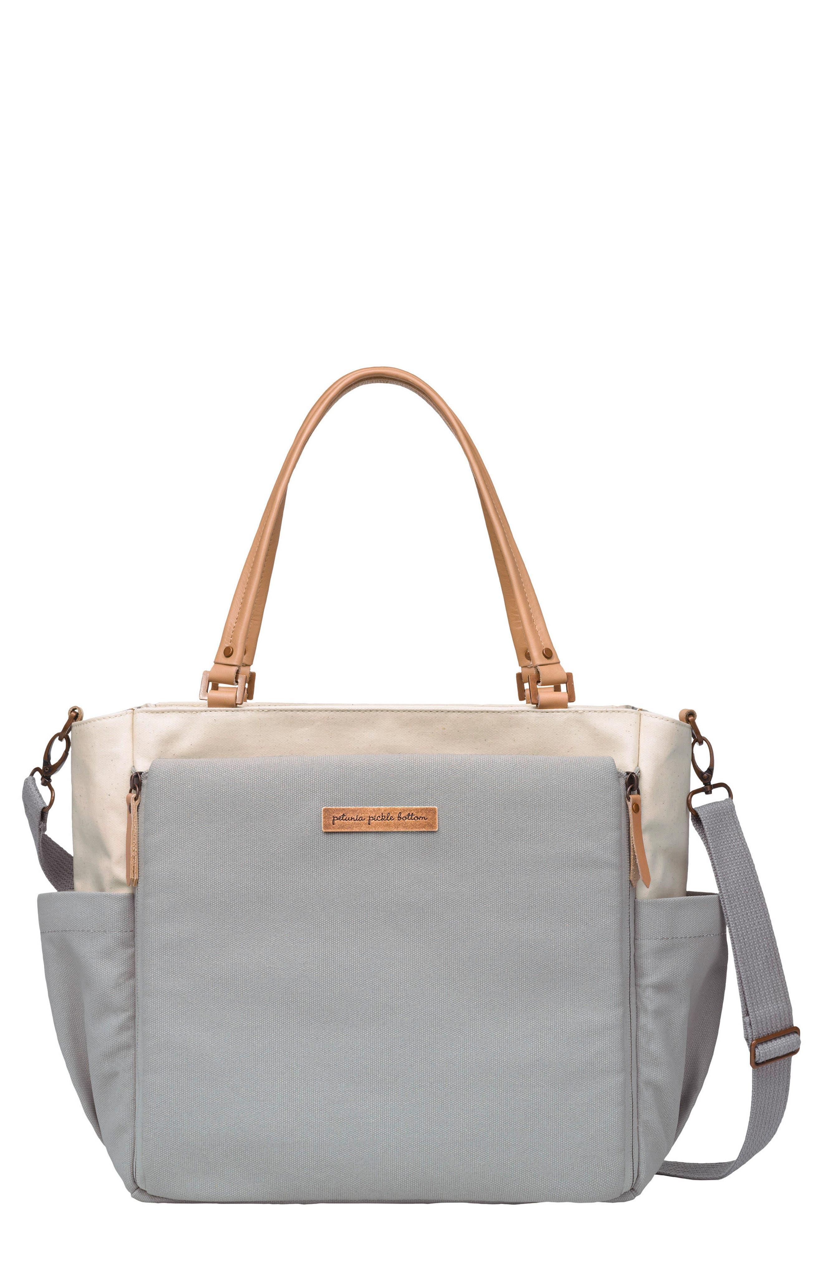 Alternate Image 1 Selected - Petunia Pickle Bottom City Carryall Diaper Bag