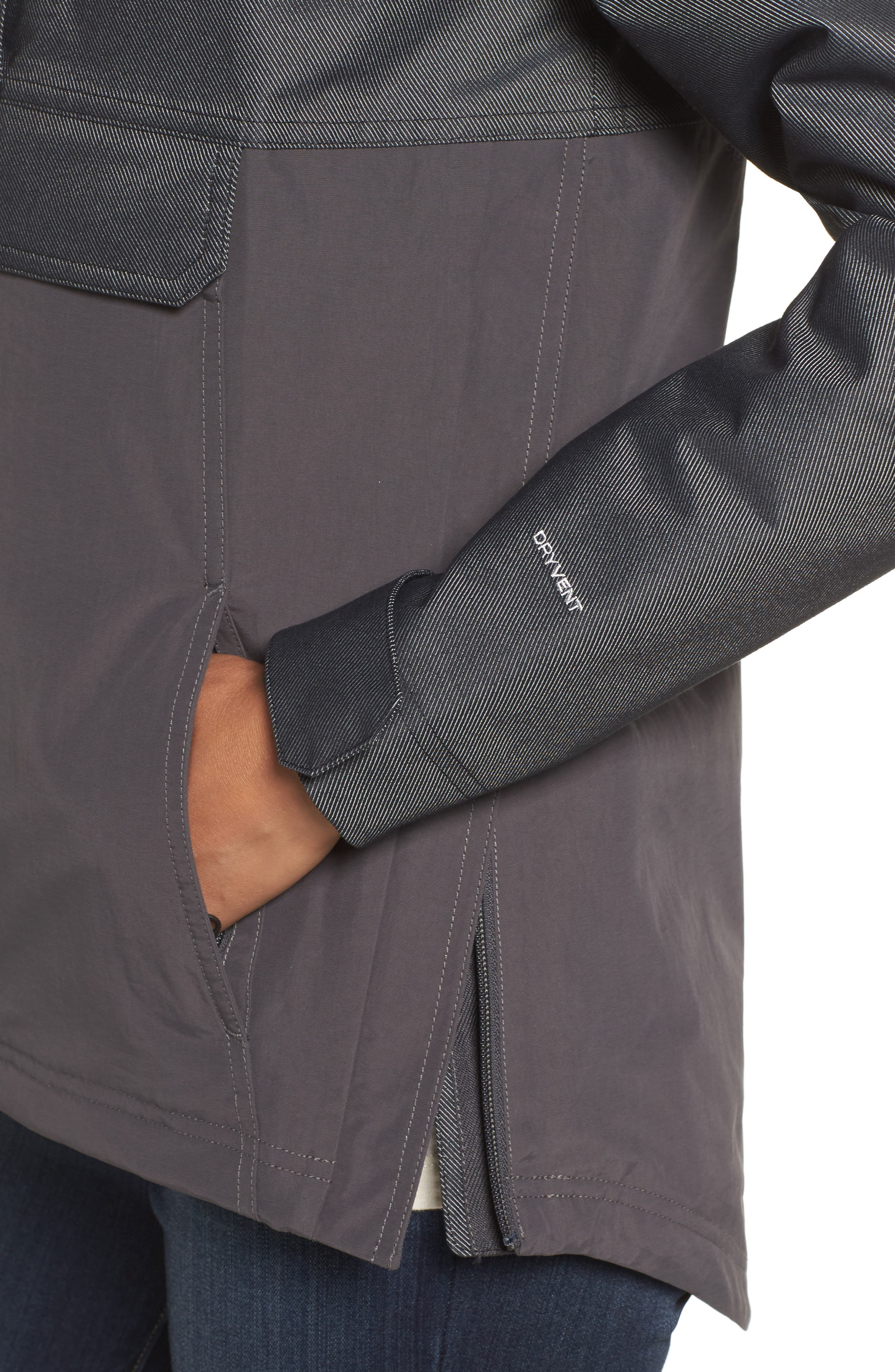 Alternate Image 4  - The North Face Cadet Anorak Rain Jacket