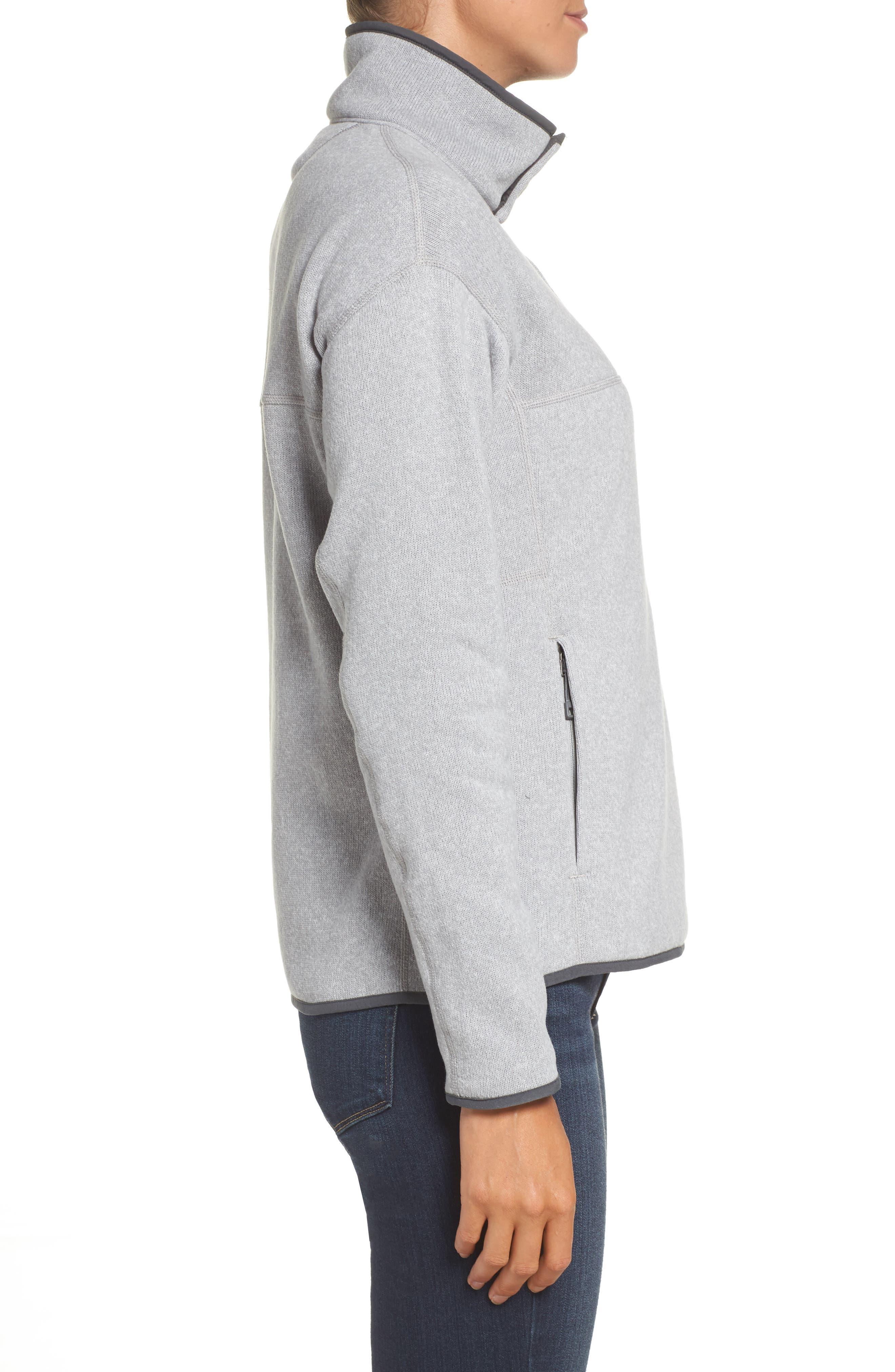 Alternate Image 3  - Patagonia Lightweight Better Sweater Fleece