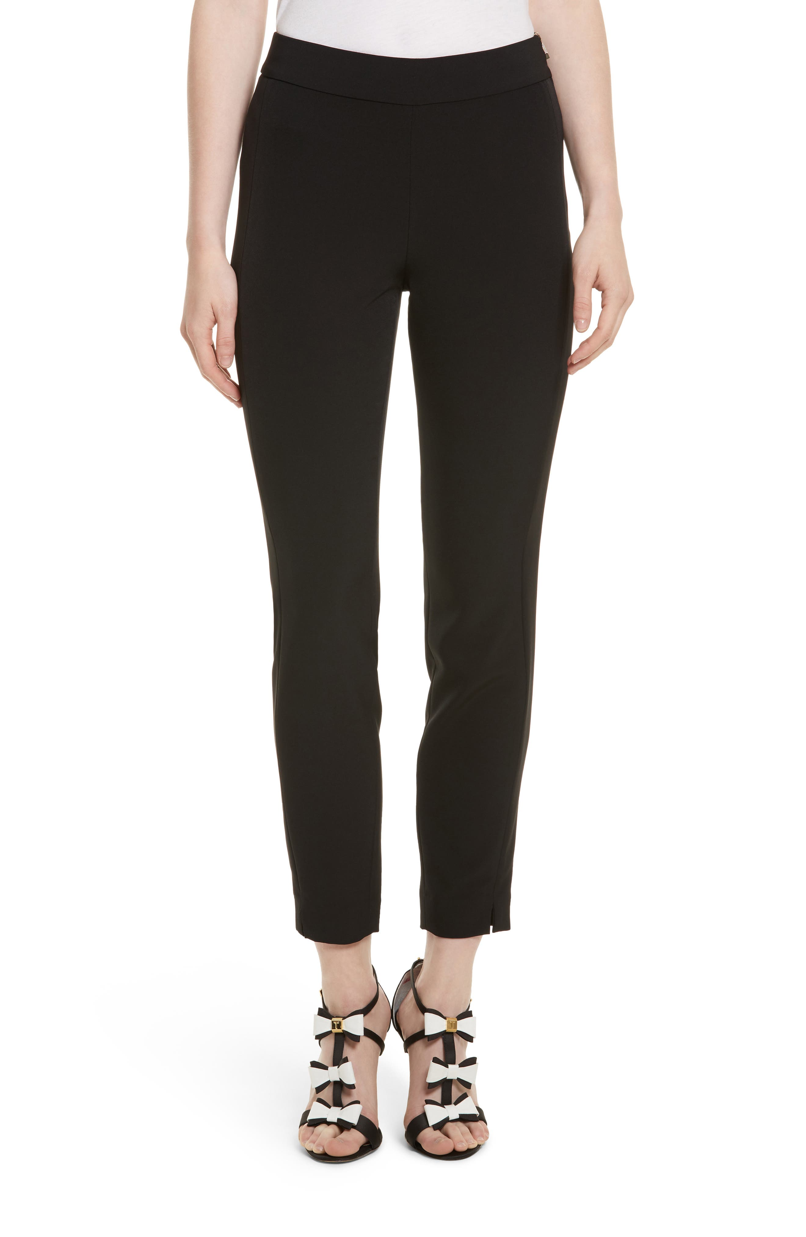 Alternate Image 1 Selected - Ted Baker London Fearnid Skinny Ankle Grazer Pants