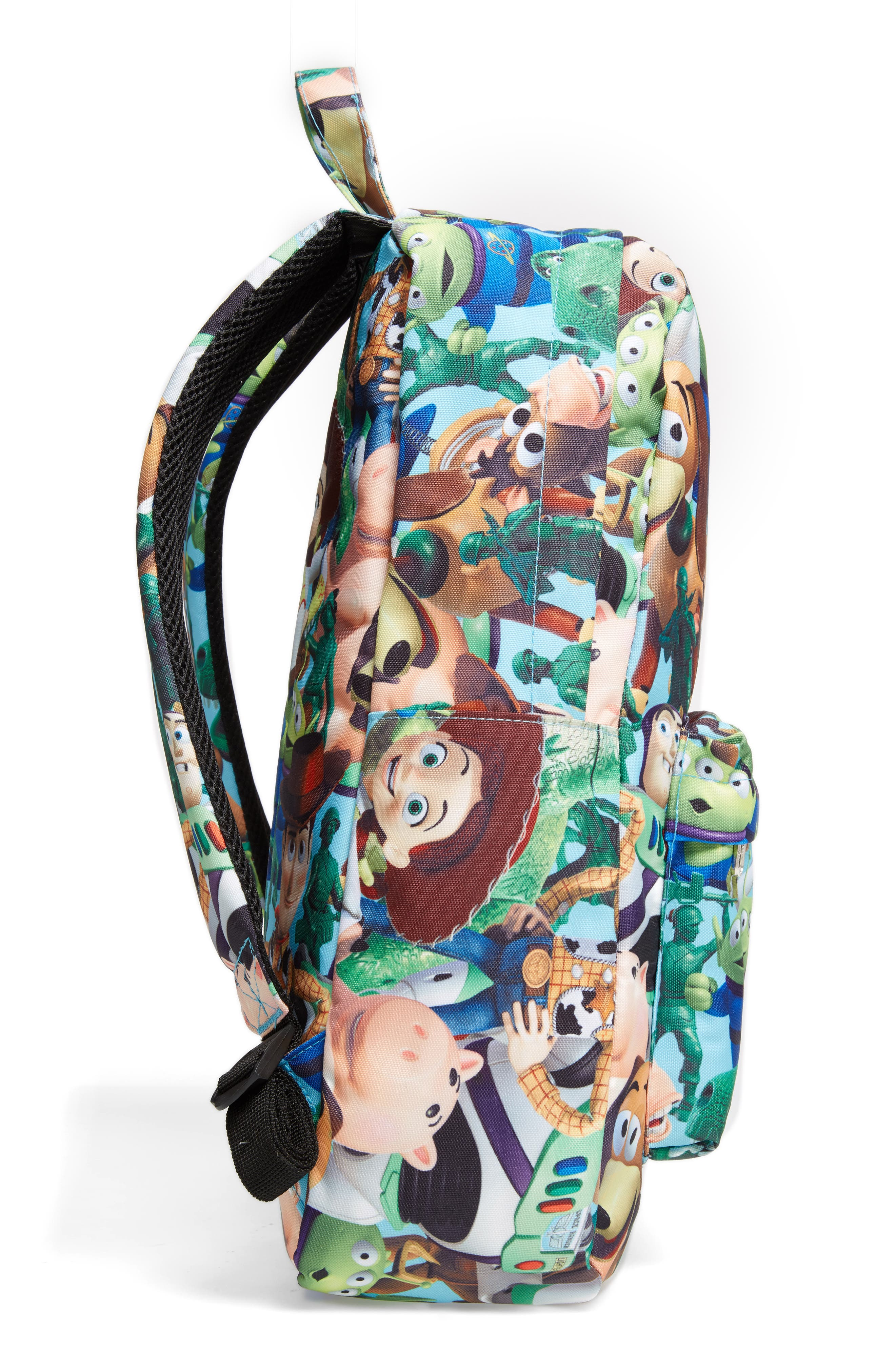 Disney<sup>®</sup> Toy Story Backpack,                             Alternate thumbnail 4, color,                             Blue Multi