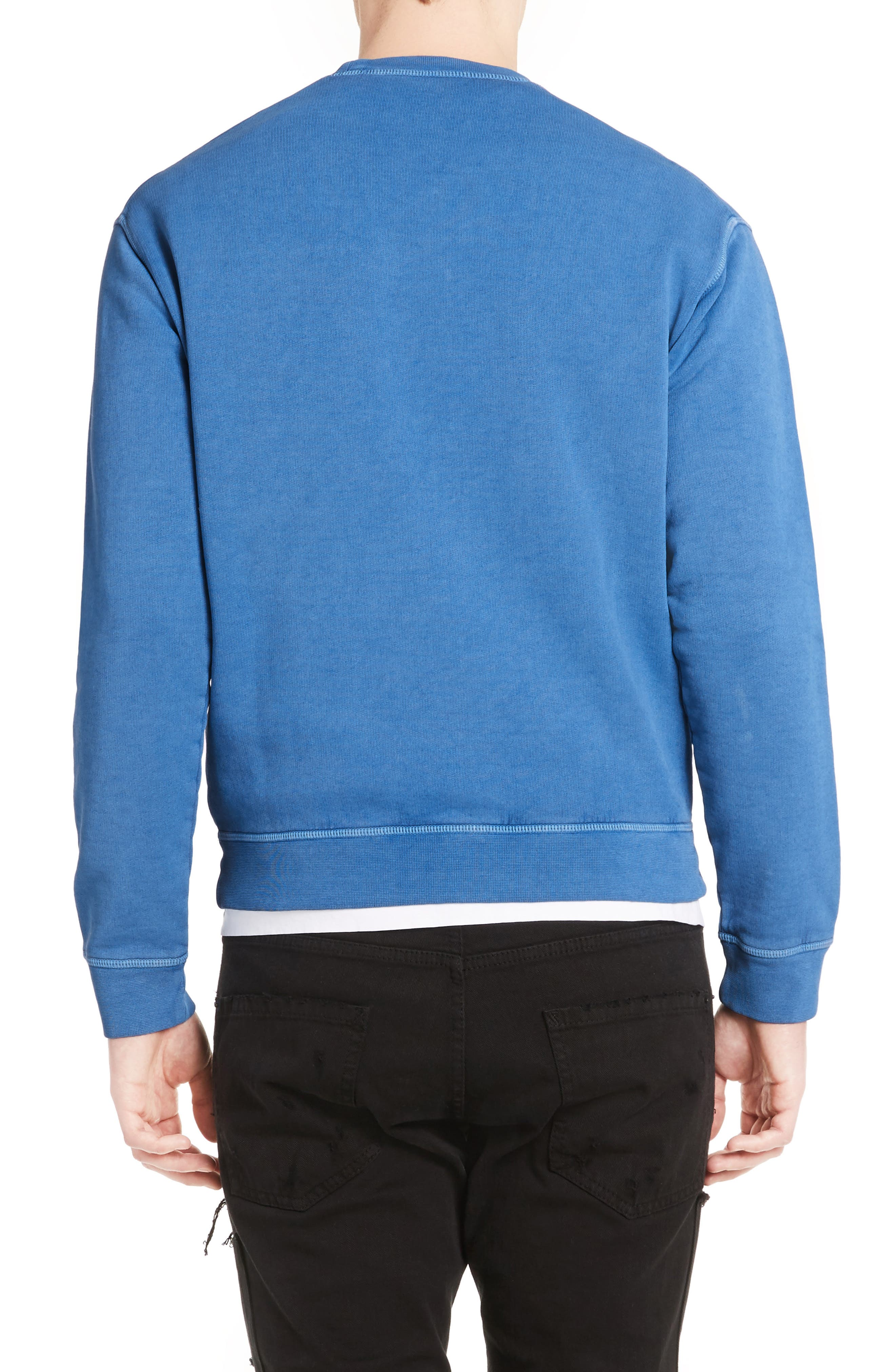 Alternate Image 2  - Dsquared2 Logo Sweatshirt