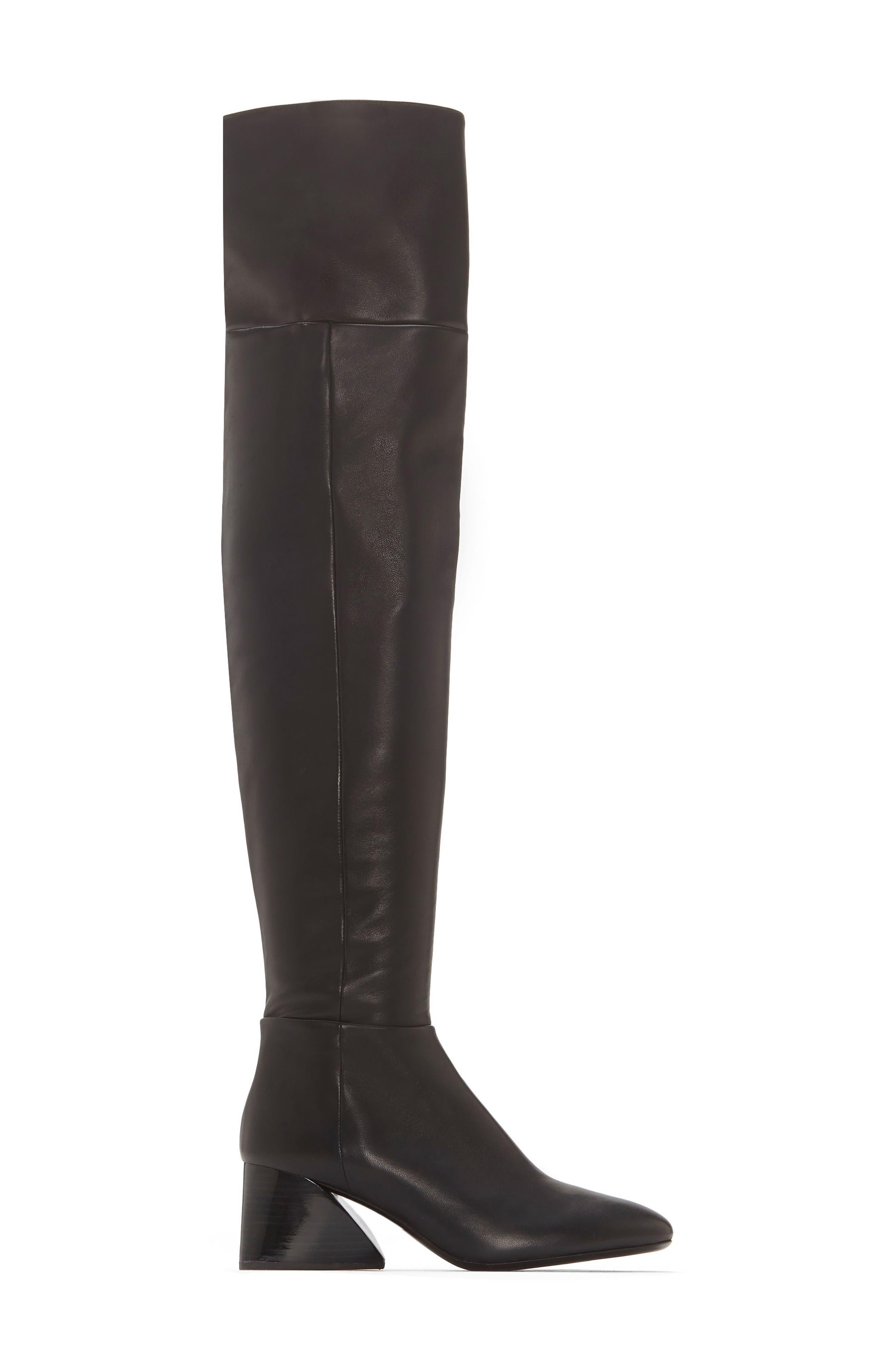 Alternate Image 2  - Mercedes Castillo Aymeline Over-the-Knee Boot (Women)