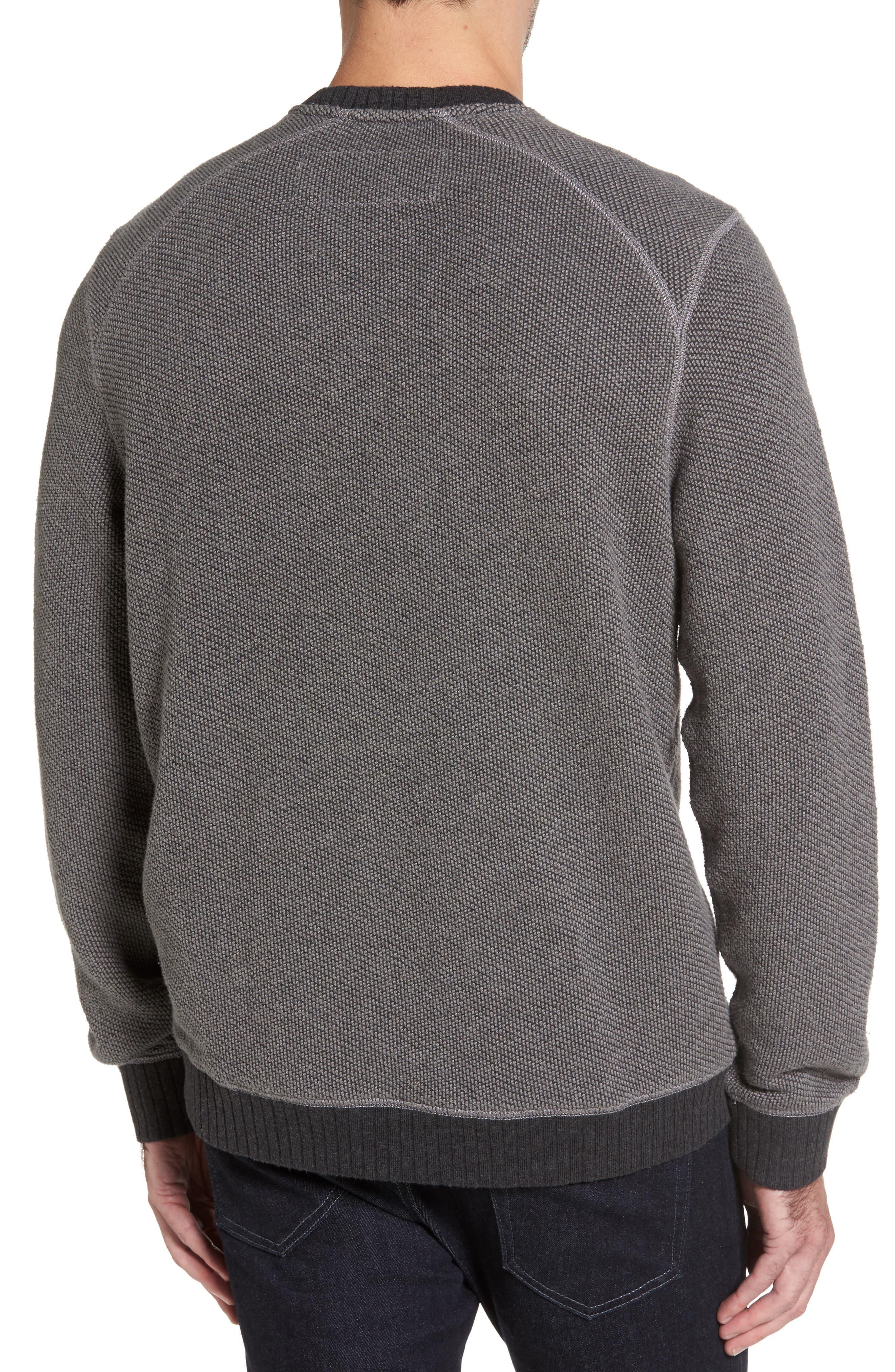 Alternate Image 2  - Tommy Bahama Surfari Crewneck Sweatshirt