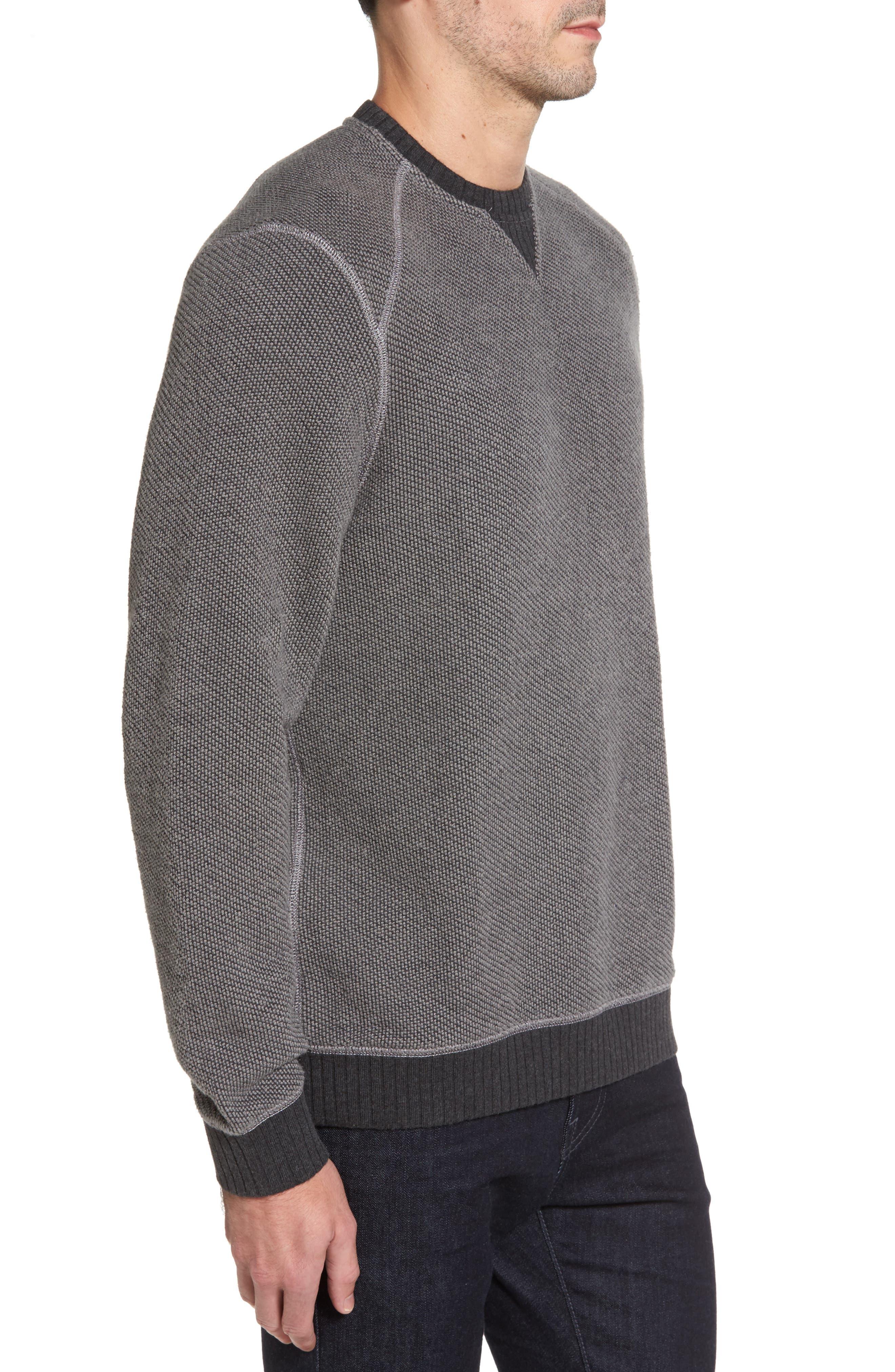 Alternate Image 3  - Tommy Bahama Surfari Crewneck Sweatshirt