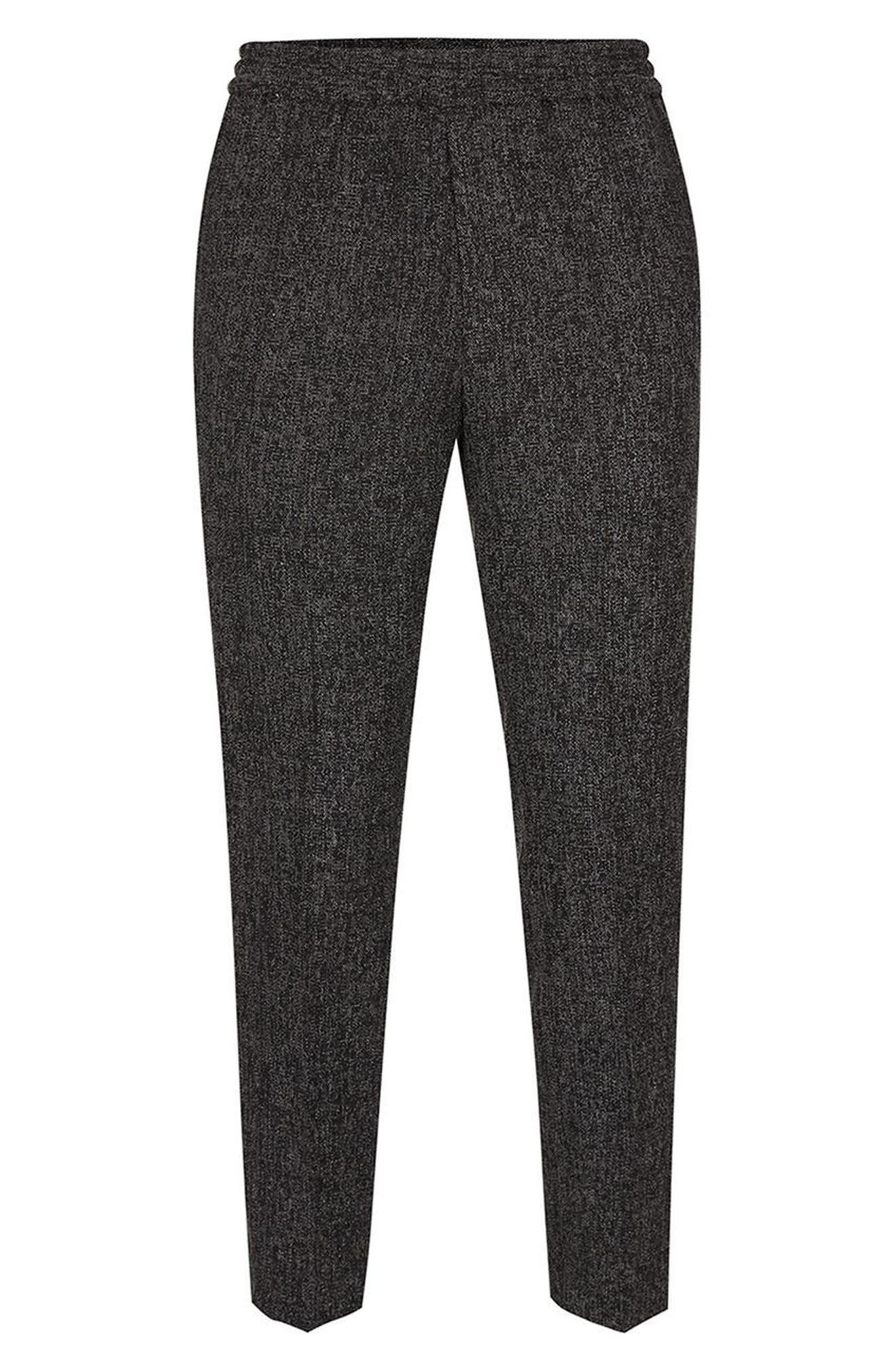 Alternate Image 4  - Topman Side Pipe Smart Jogger Pants