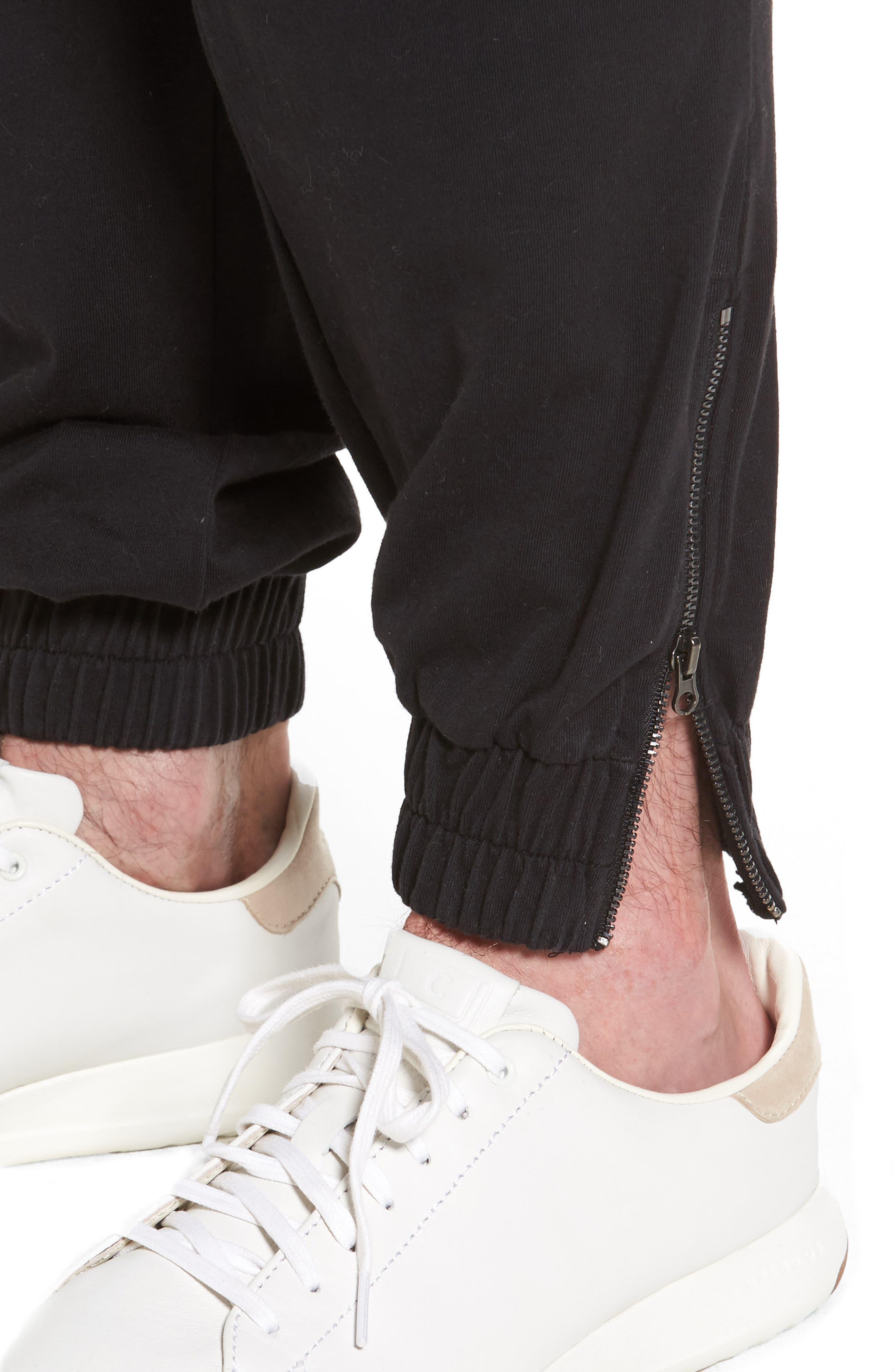 Alternate Image 4  - UGG® Jersey Cargo Pants