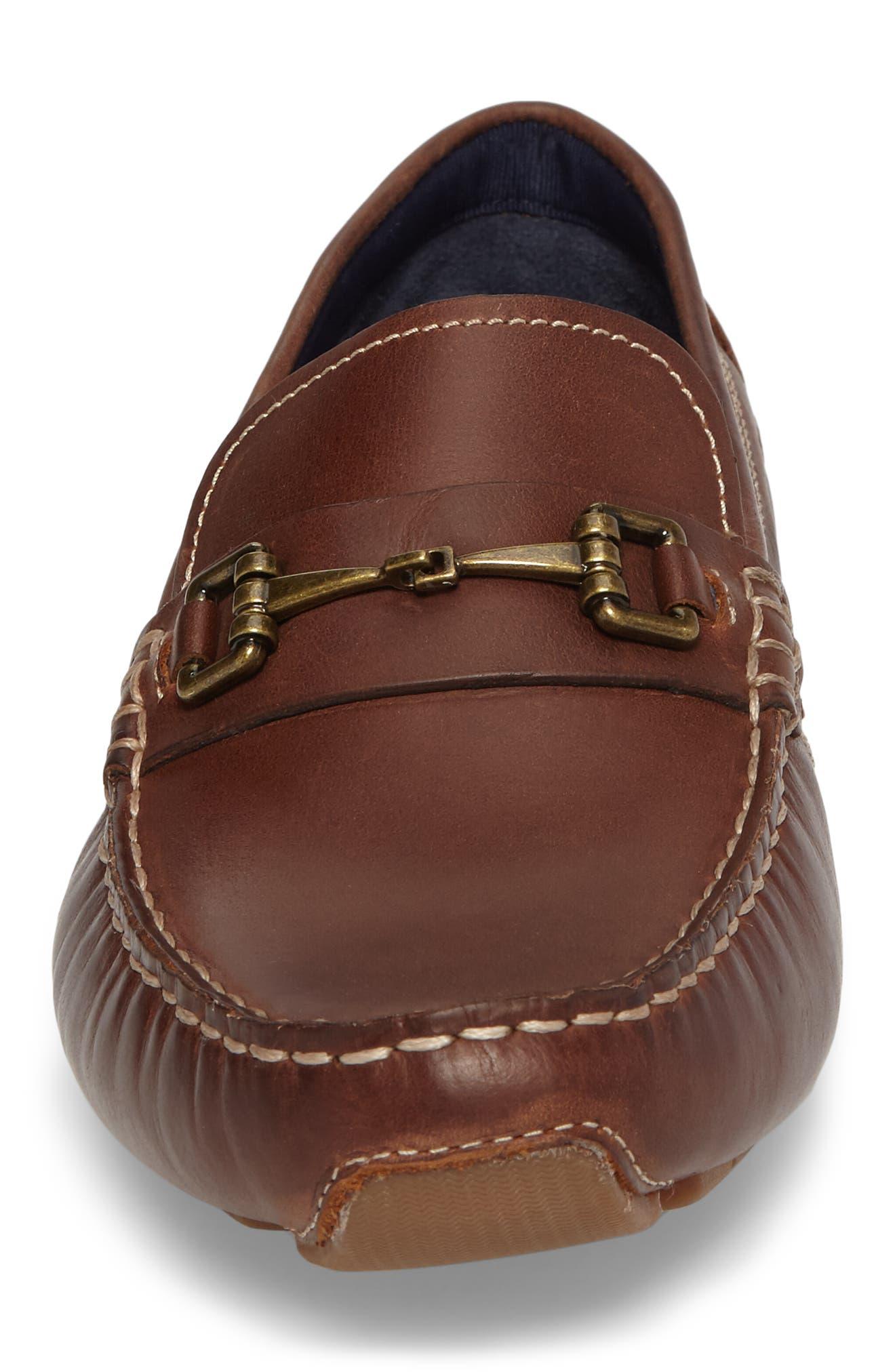 Alternate Image 4  - Cole Haan Kelson Bit Driving Shoe (Men)
