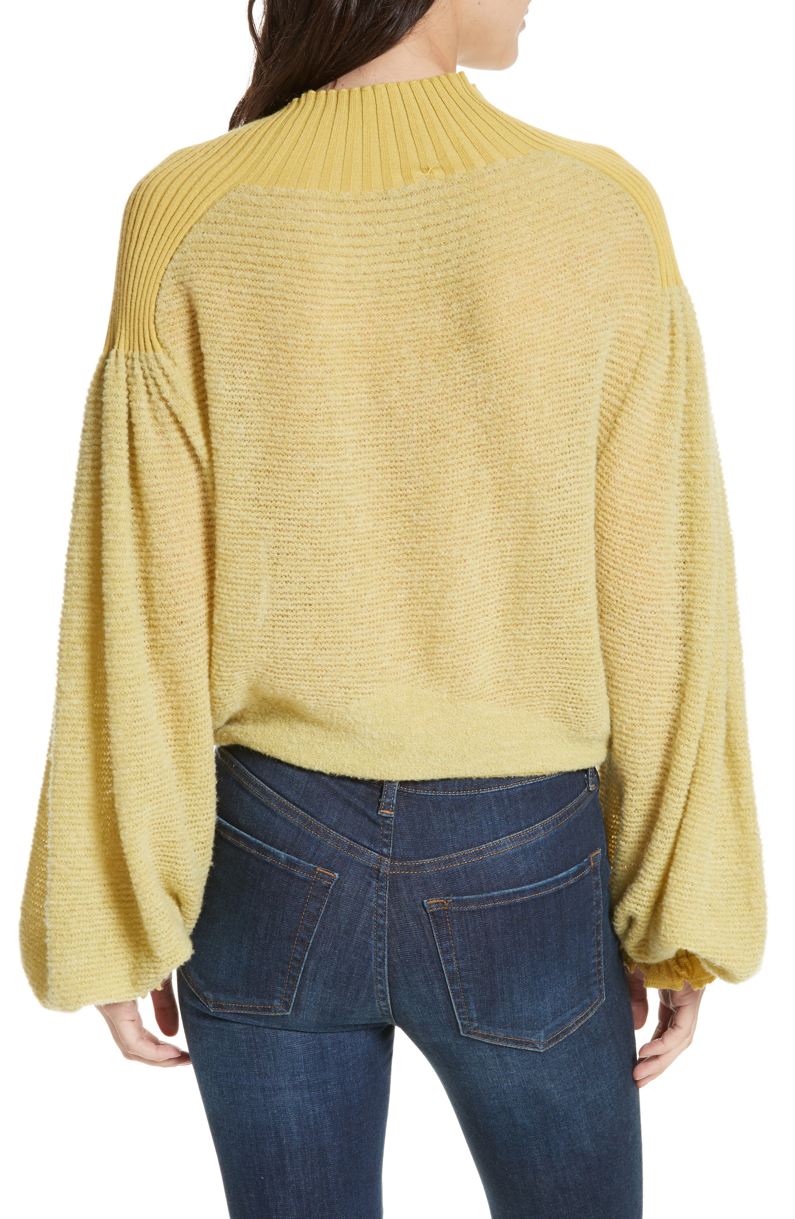 Alternate Image 2  - Free People Elderflower Sweater