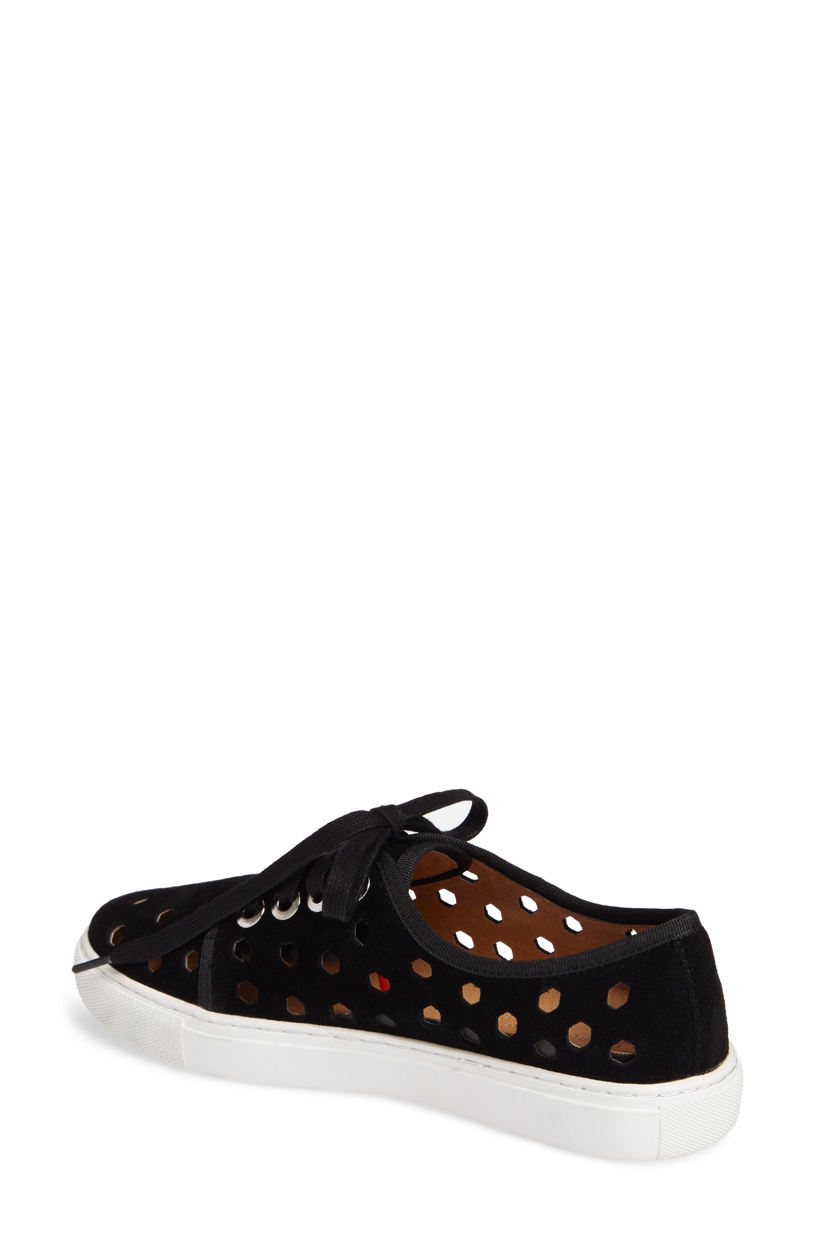 Alternate Image 2  - Corso Como Rasta Perforated Sneaker (Women)