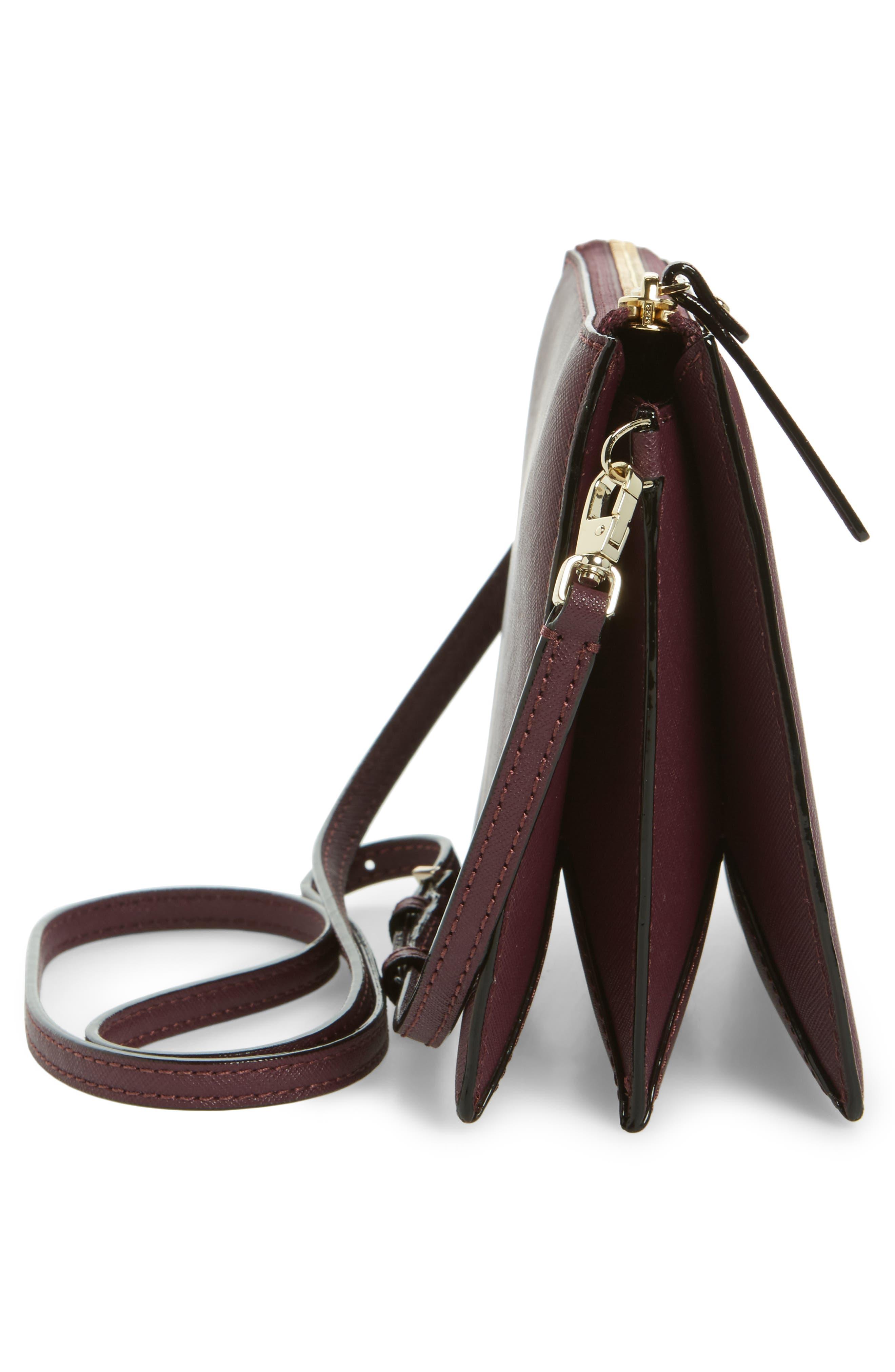 Alternate Image 5  - kate spade new york cameron street - dilon leather crossbody bag