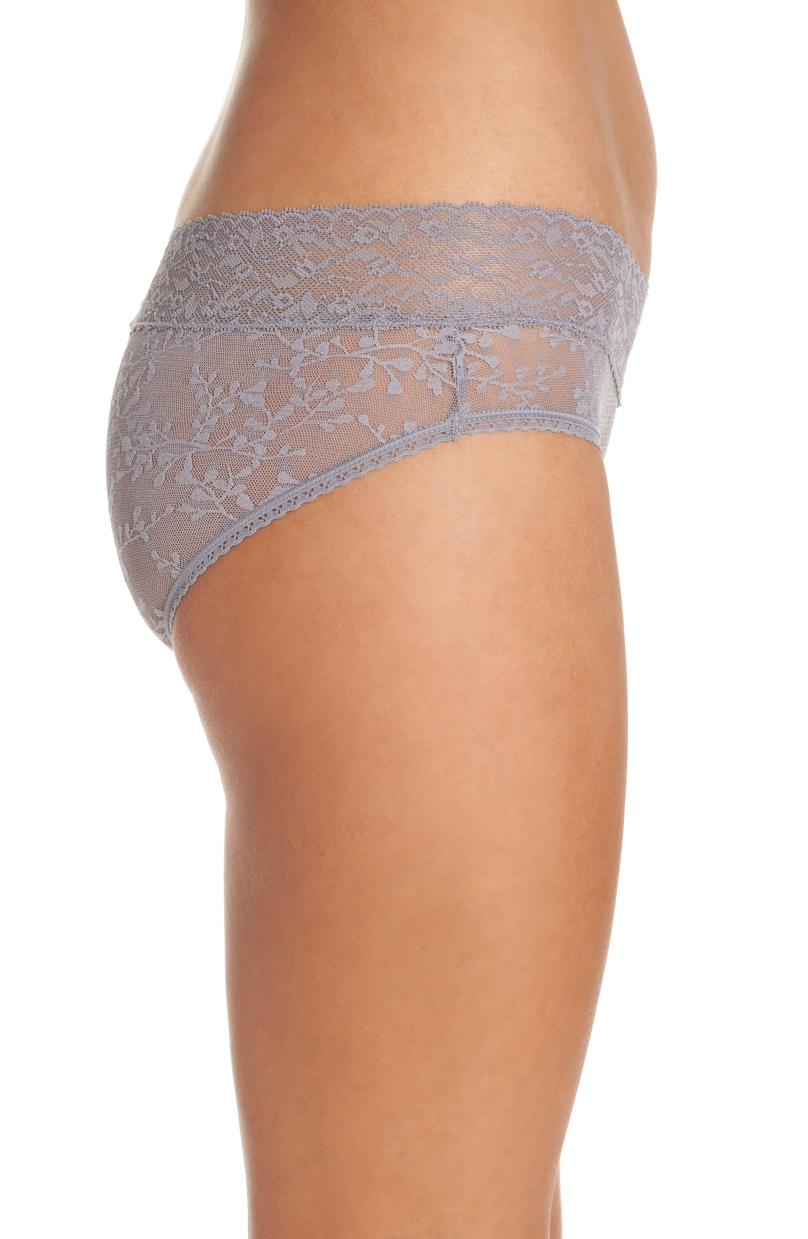 Alternate Image 3  - Calvin Klein Hipster Panties