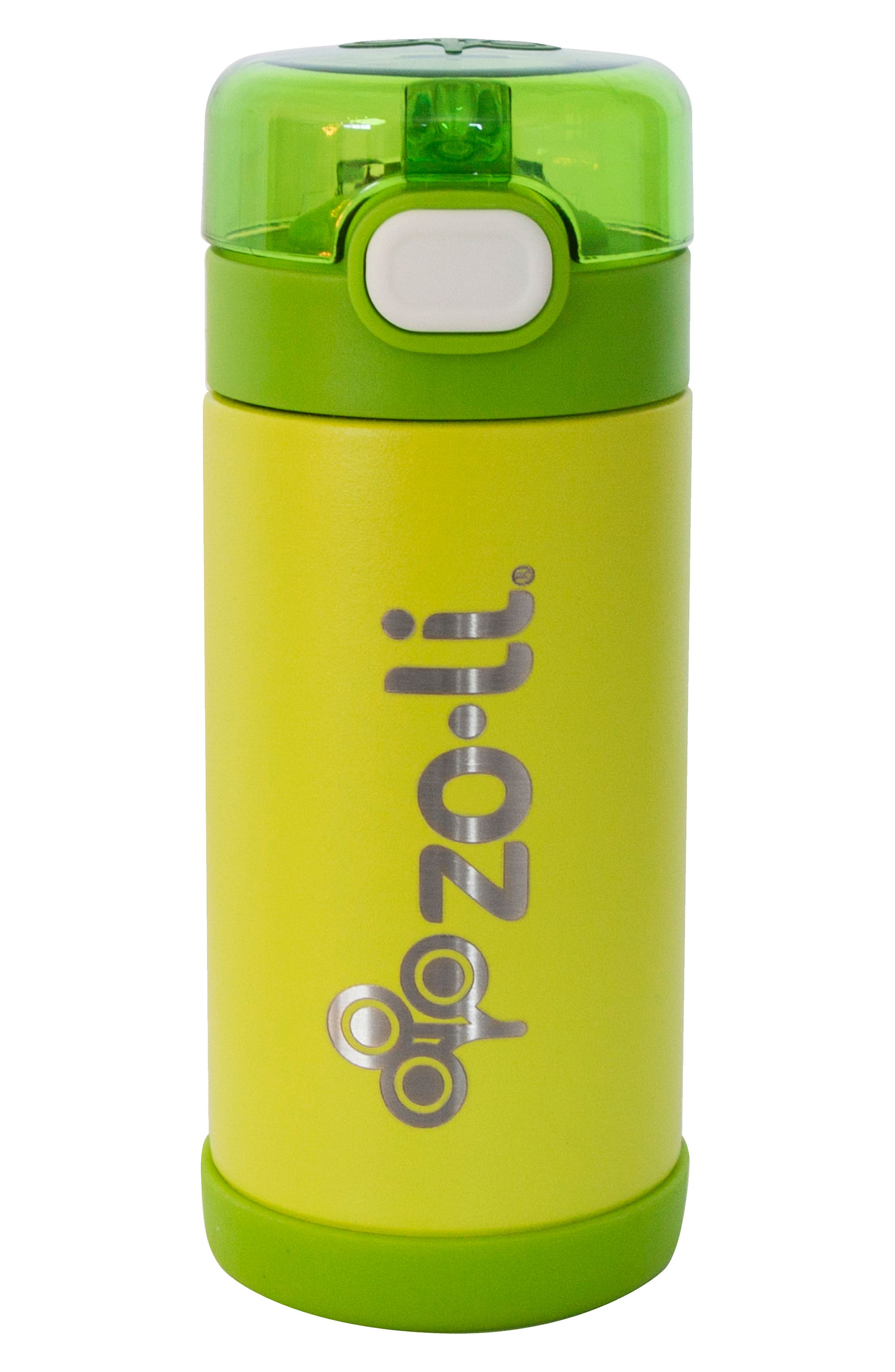 ZoLi POW Squeak 10-Ounce Insulated Stainless Steel Water Bottle