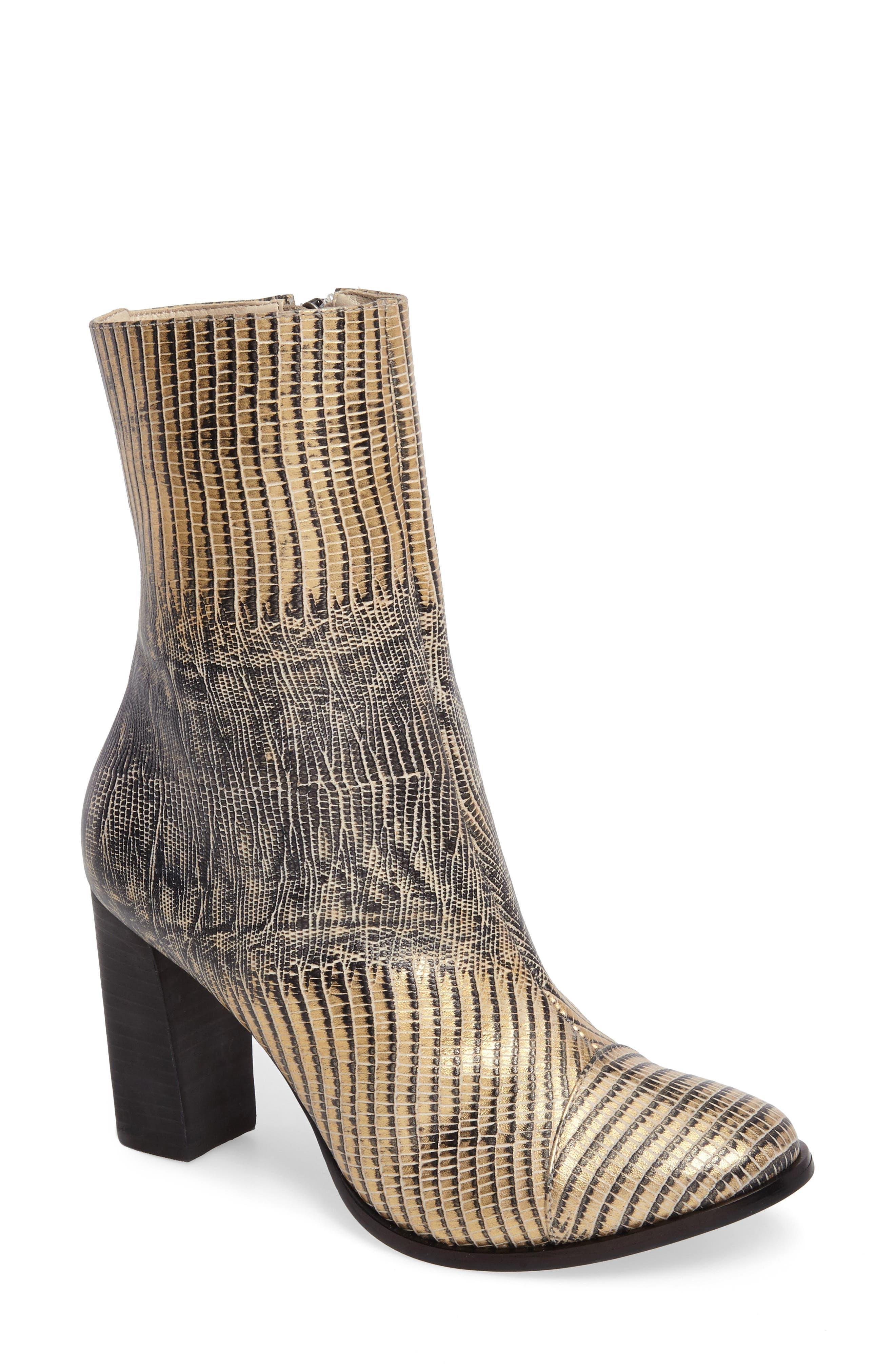 Matisse Florian Cap Toe Bootie (Women)