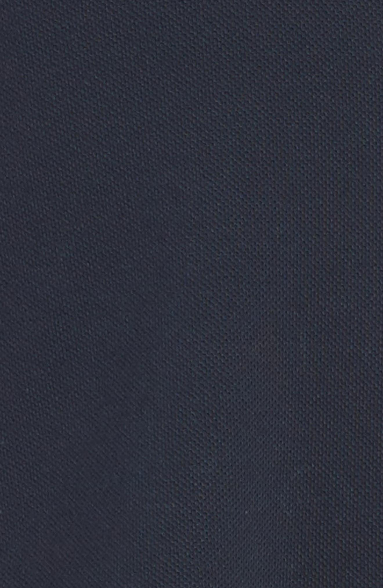 'Mini Cali' Polo Dress,                             Alternate thumbnail 3, color,                             Navy