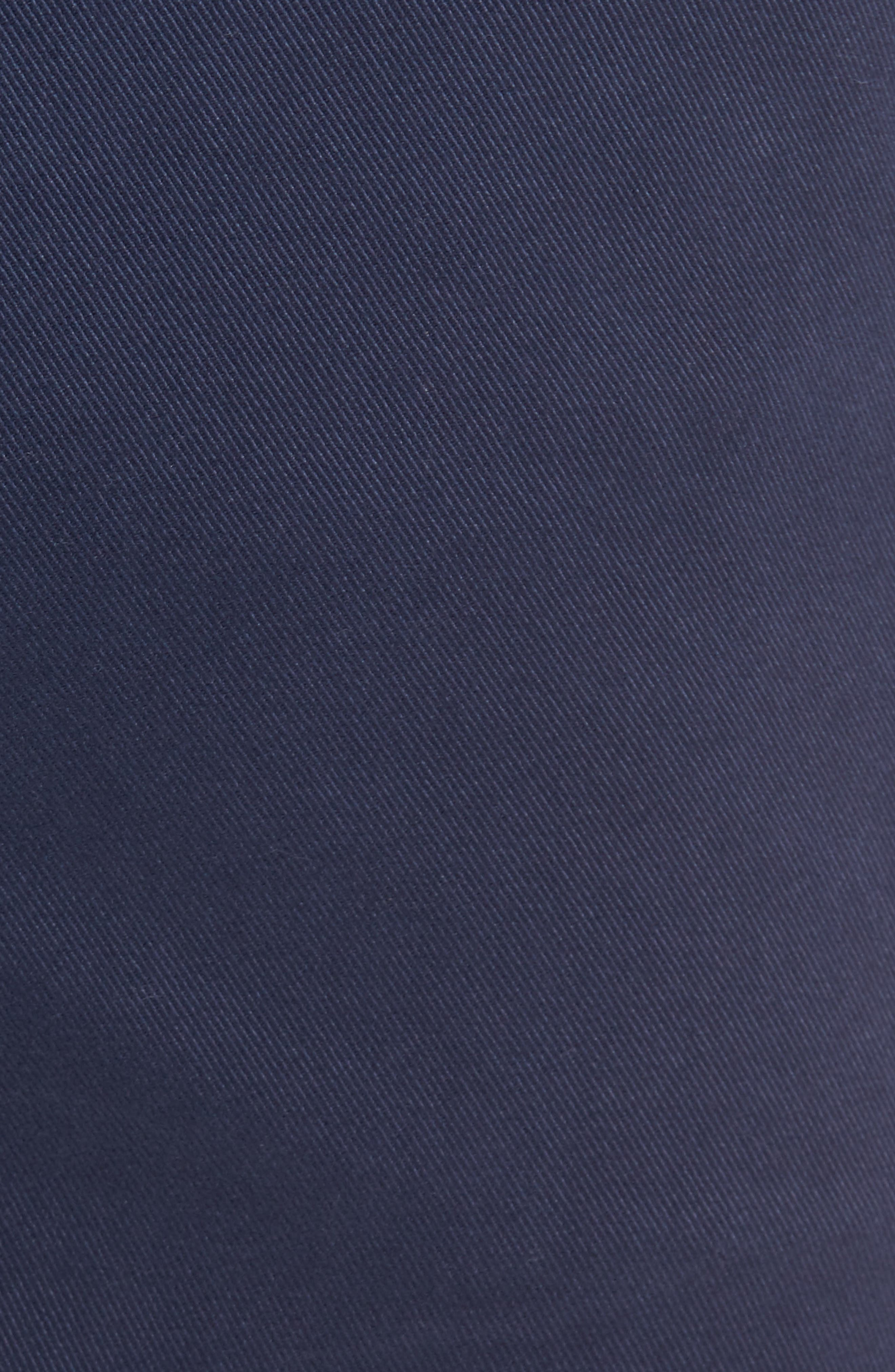 Kaito Stretch Chino Pants,                             Alternate thumbnail 5, color,                             Blue