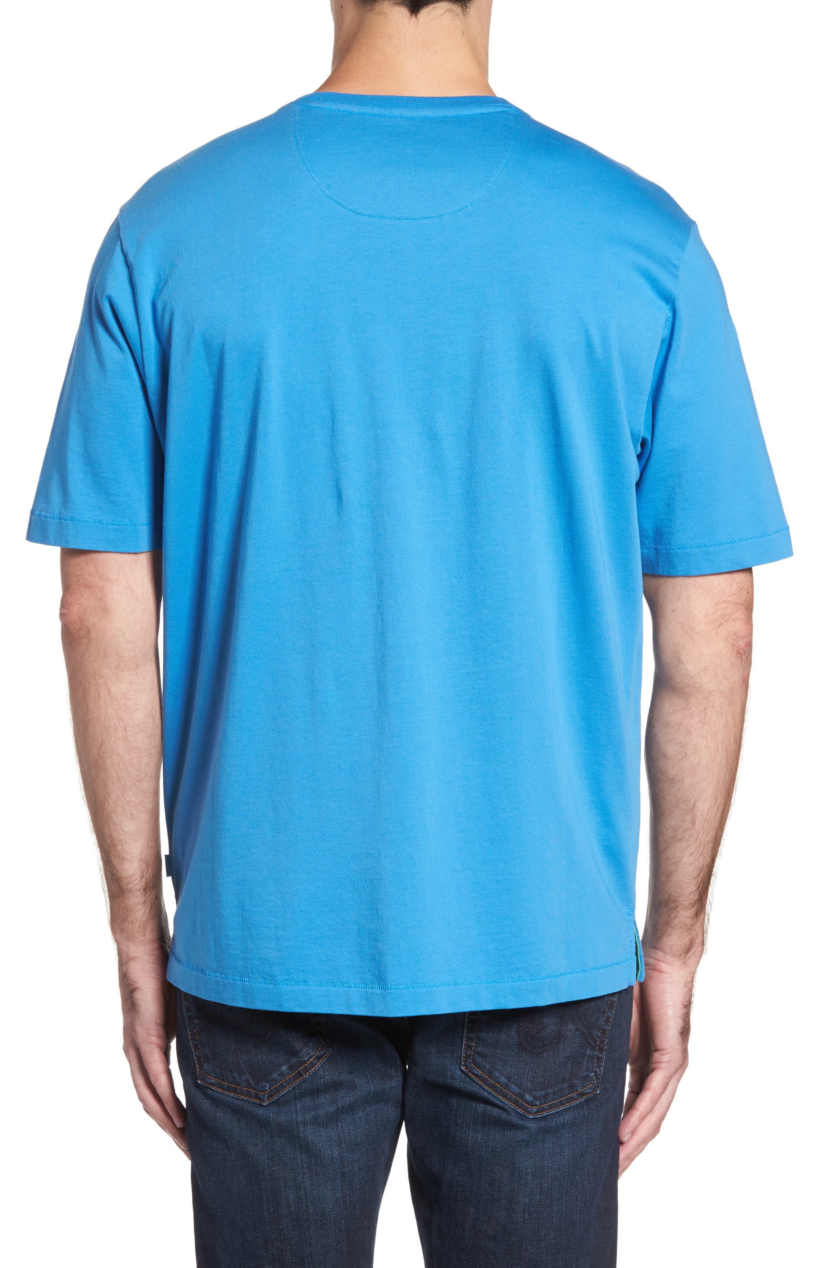 Alternate Image 2  - Tommy Bahama Bali Skyline Pocket T-Shirt