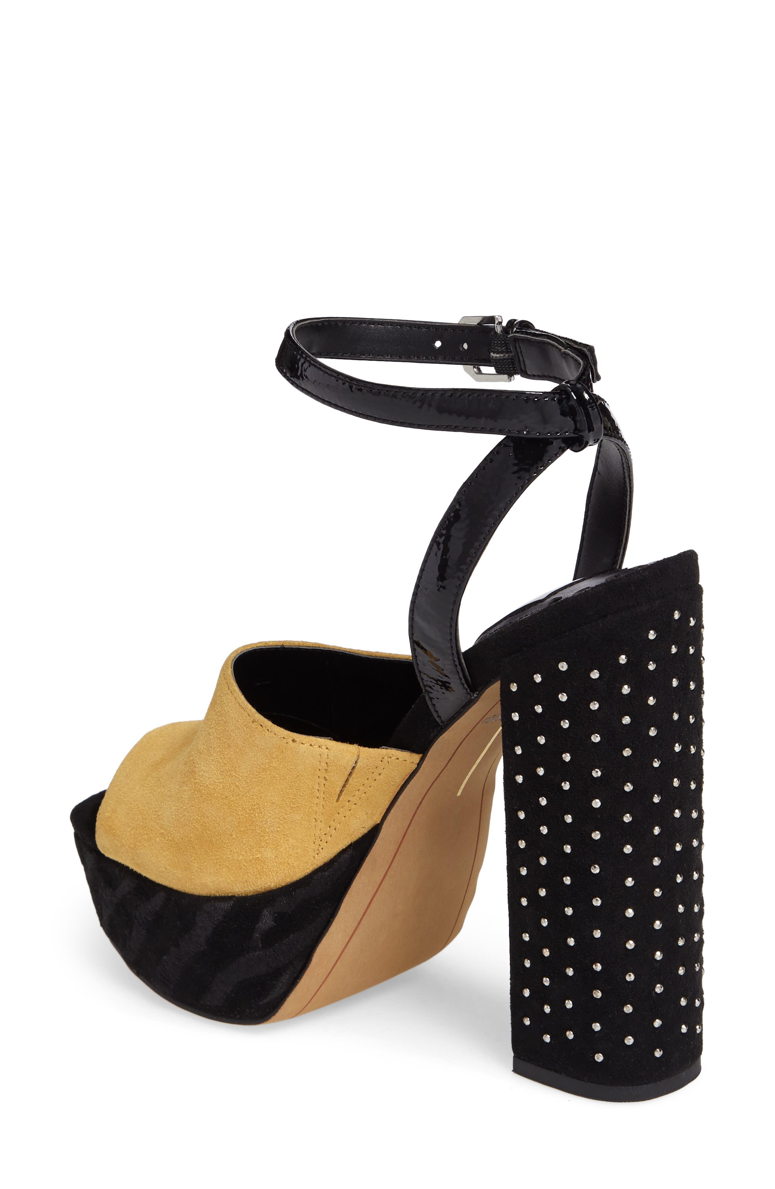 Alternate Image 2  - Dolce Vita Platform Sandal (Women)