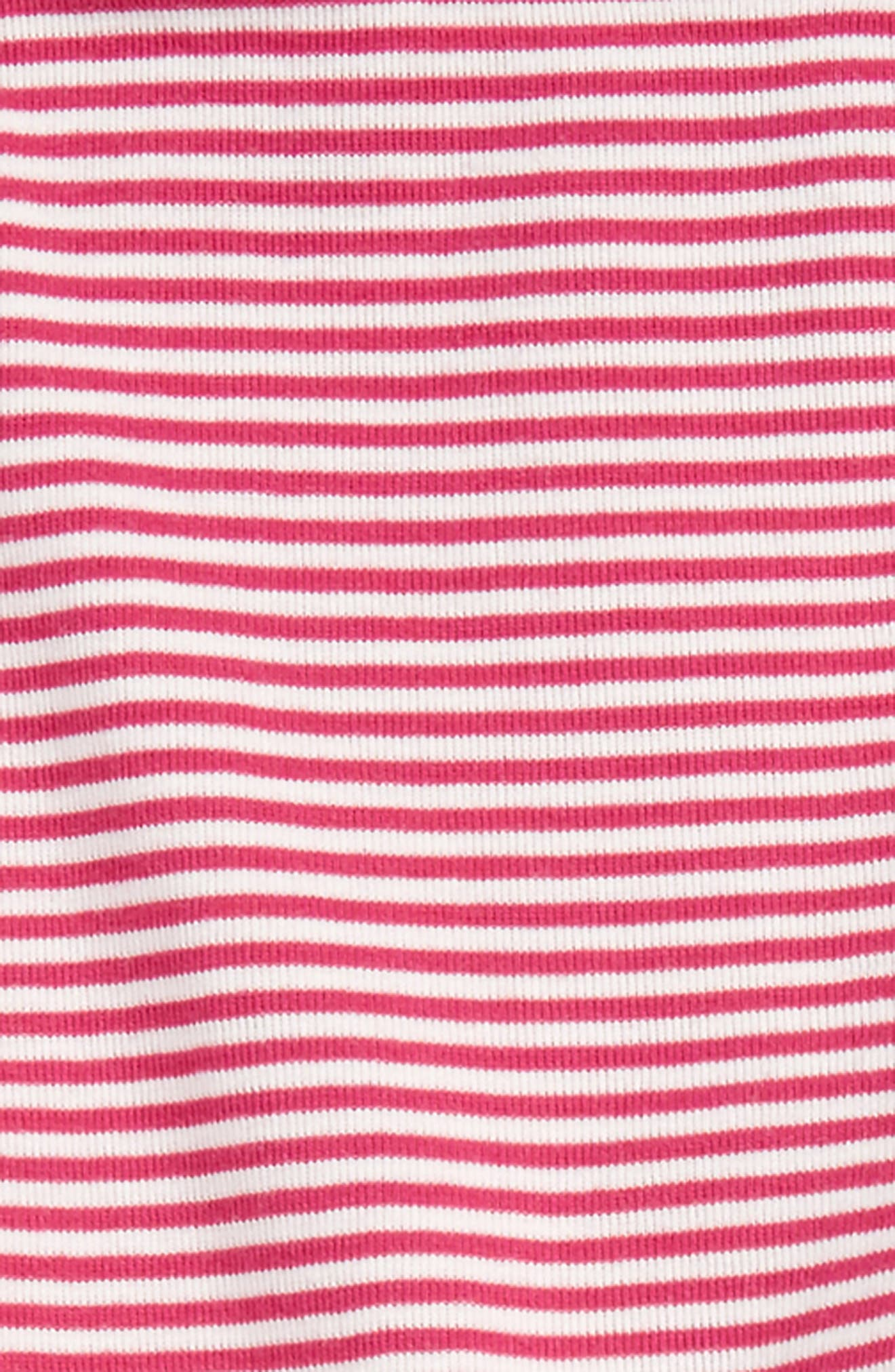 Alternate Image 2  - Tea Collection Stripe Cotton Leggings (Toddler Girls, Little Girls & Big Girls)