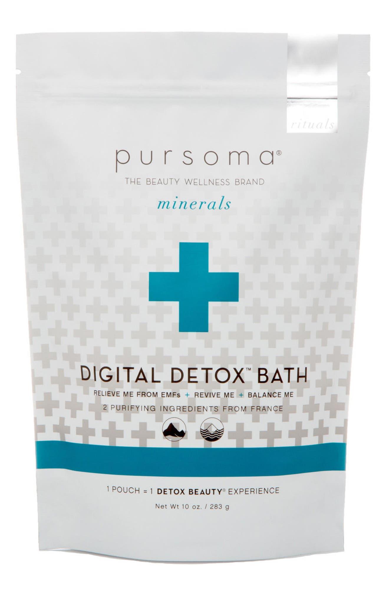 PURSOMA Digital Detox(Tm) Bath