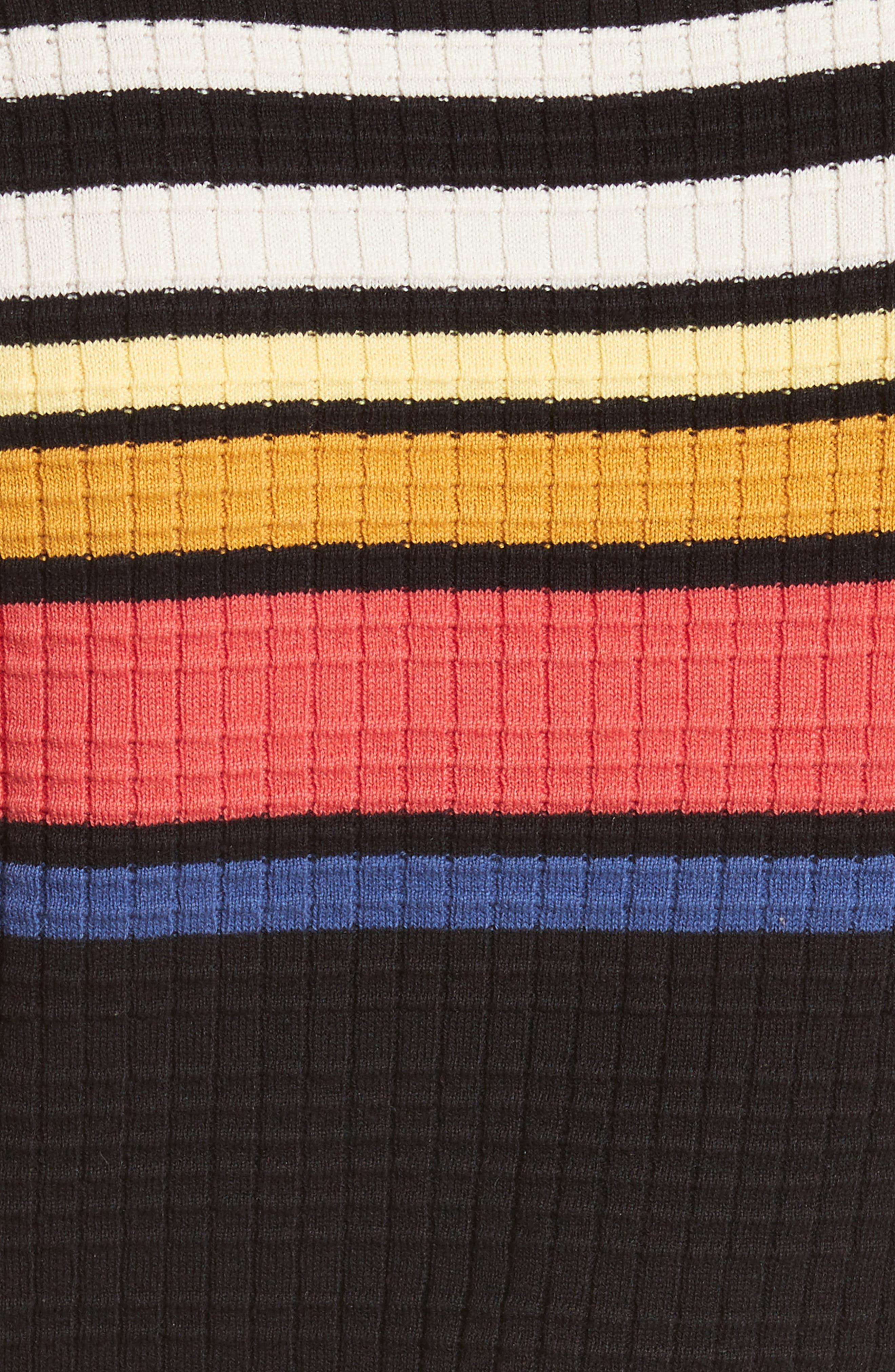 Alternate Image 5  - Free People Gidget Sweater Dress