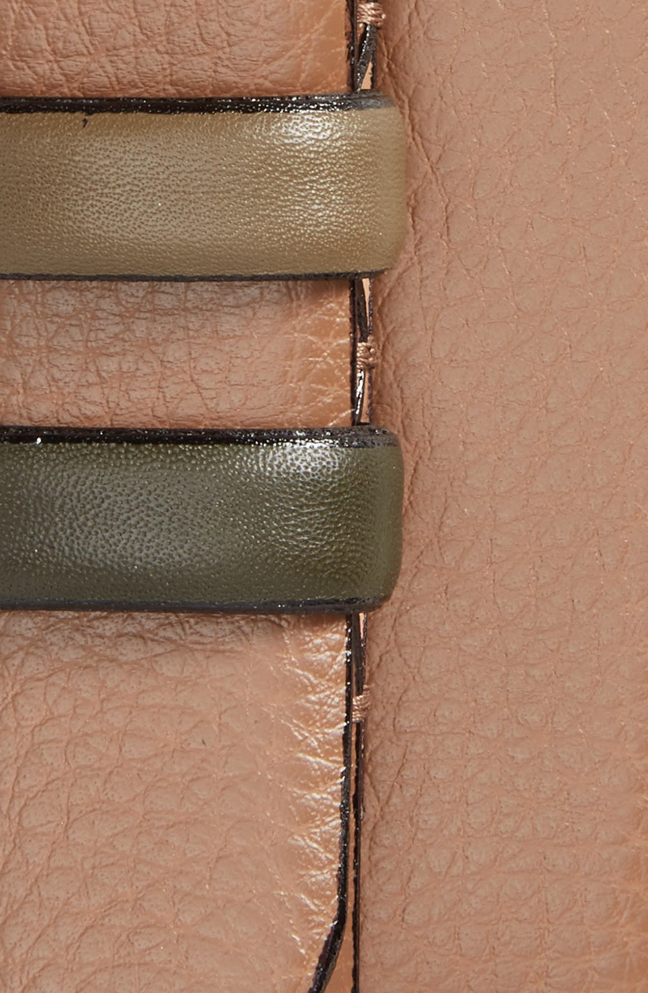 Shrubs Leather Belt,                             Alternate thumbnail 2, color,                             Tan