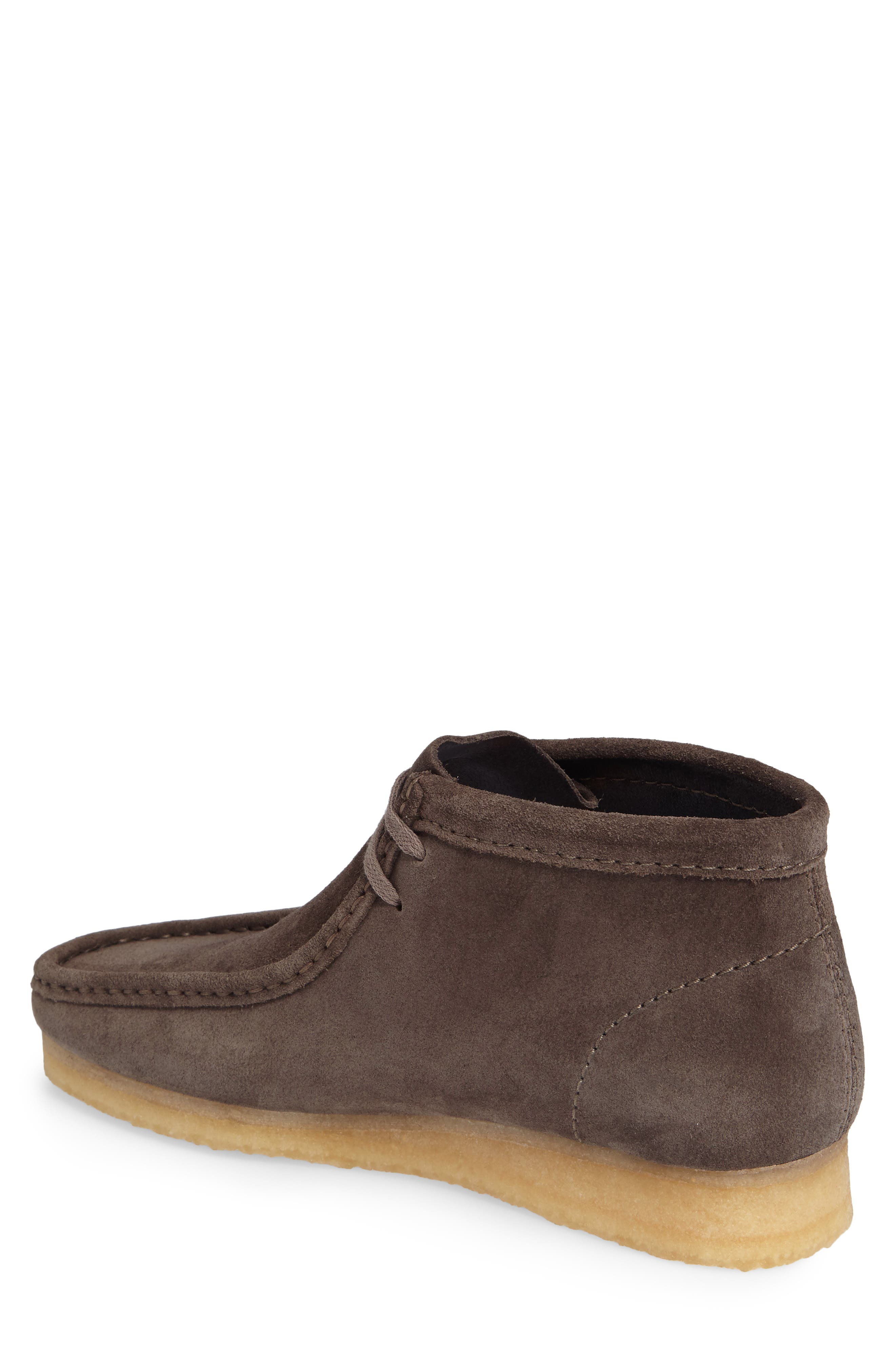 Alternate Image 2  - Clarks® Originals 'Wallabee' Boot   (Men)