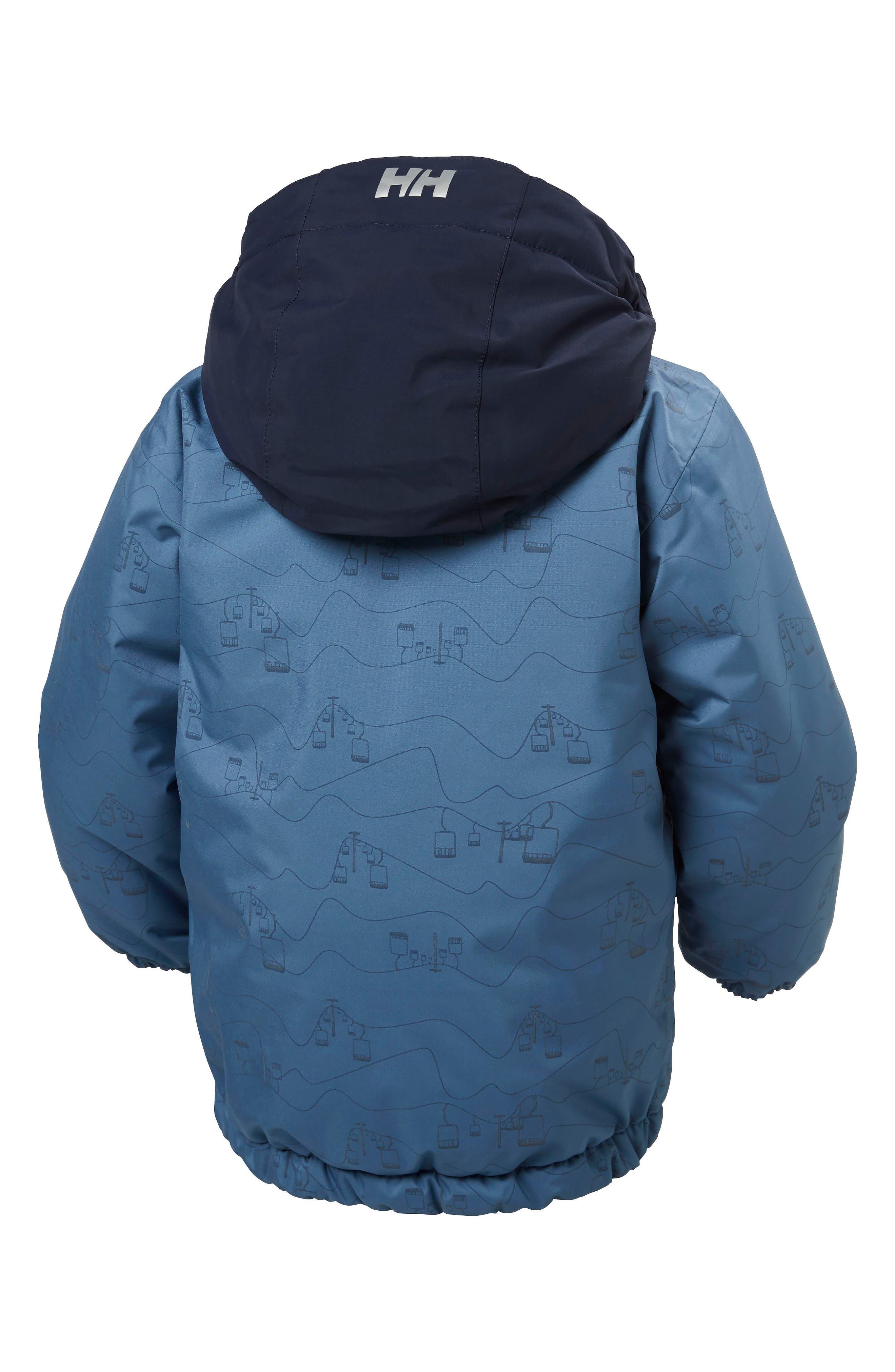Alternate Image 2  - Helly Hansen Snowfall Waterproof Insulated Jacket (Toddler Boys, Little Boys & Big Boys)