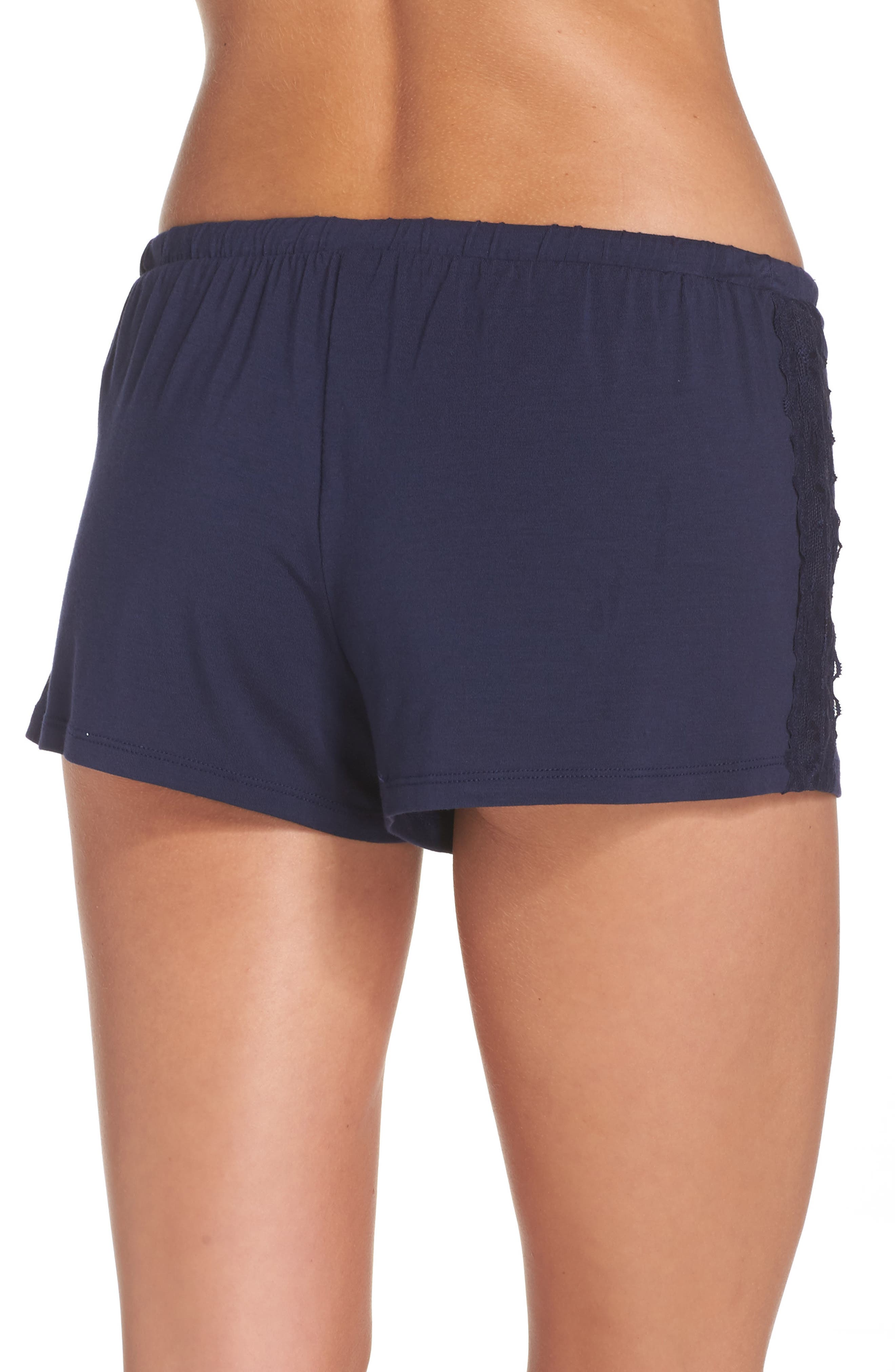 Lounge Shorts,                             Alternate thumbnail 2, color,                             Navy