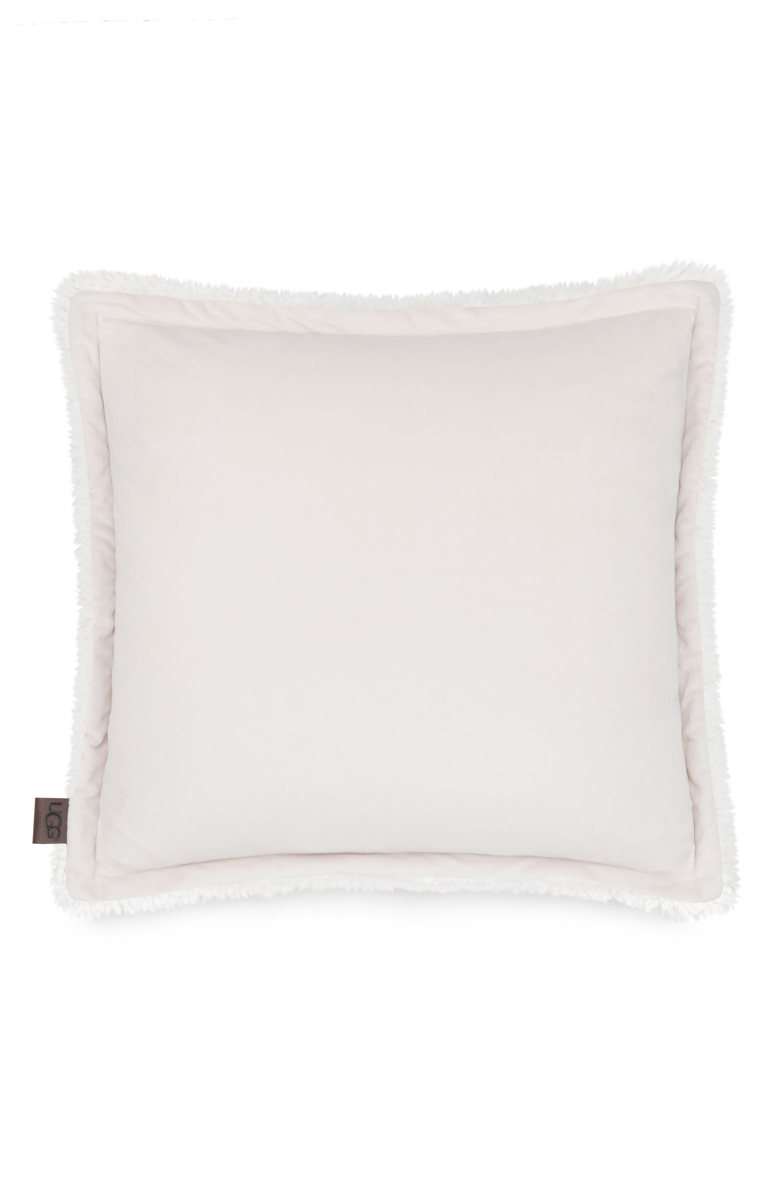 Bliss PIllow,                             Main thumbnail 1, color,                             Doeskin