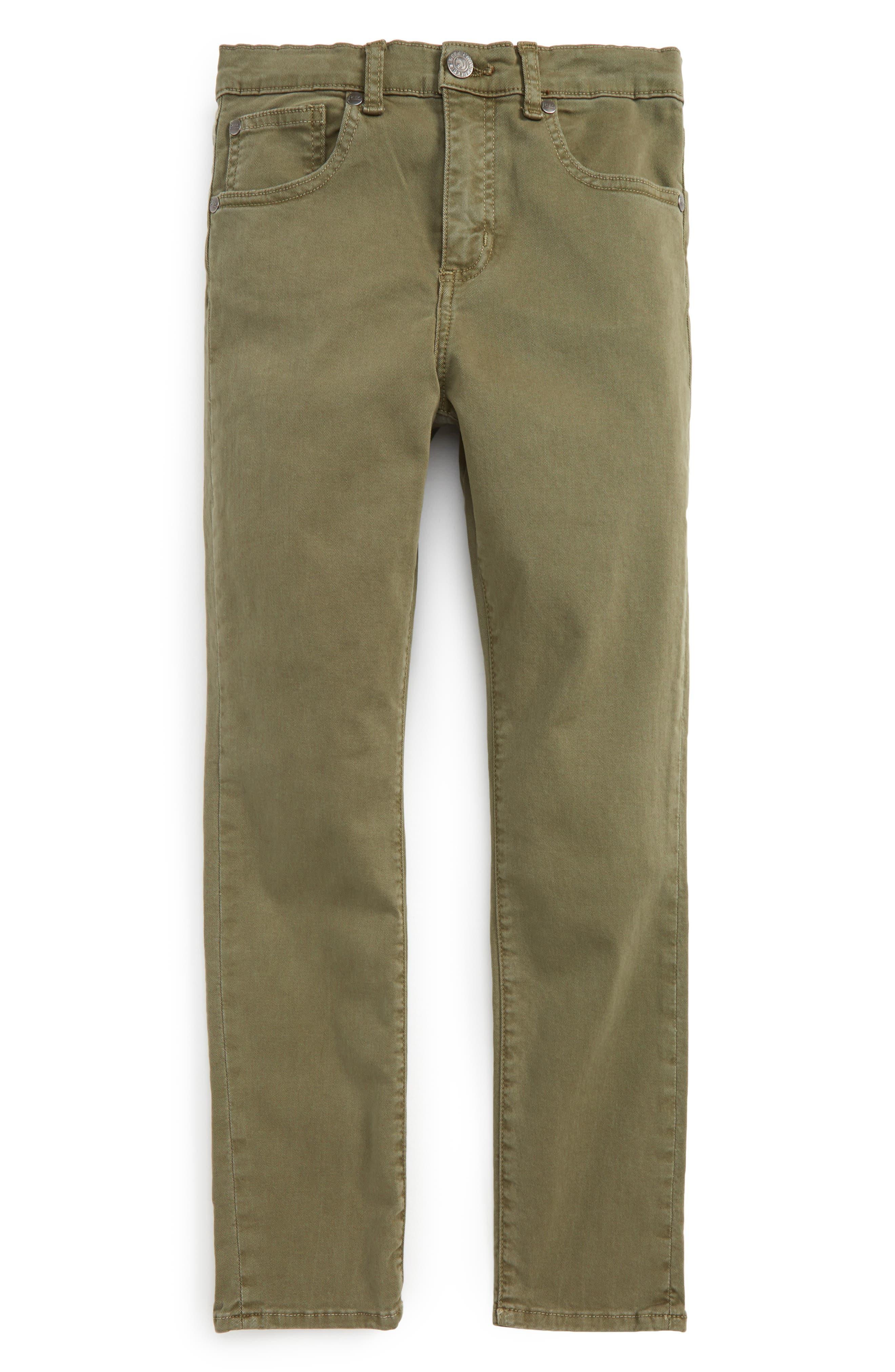 PEEK Slouch Cotton Twill Pants