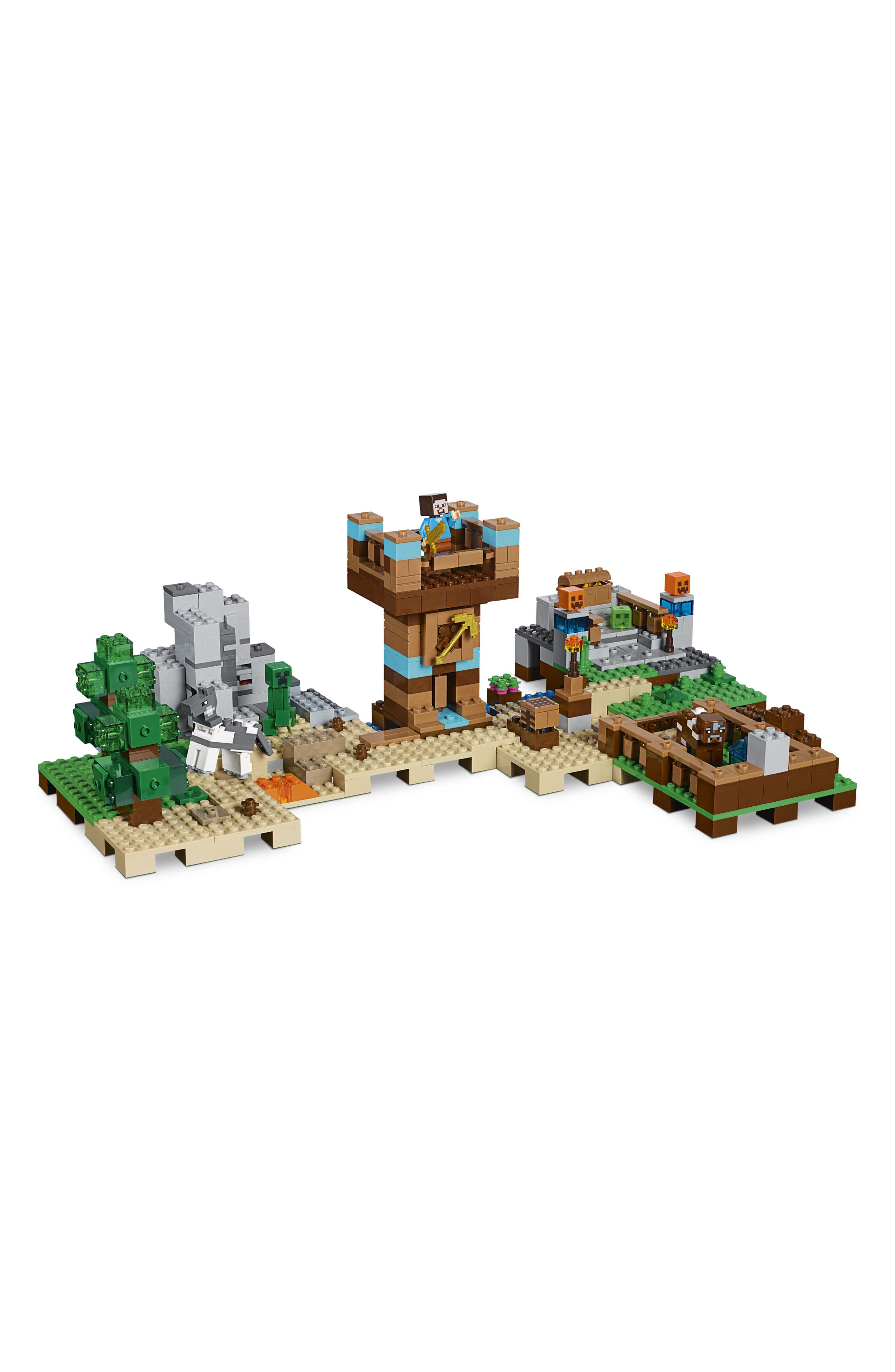 Minecraft<sup>™</sup> The Crafting Box 2.0 Play Set - 21135,                             Alternate thumbnail 4, color,                             Multi