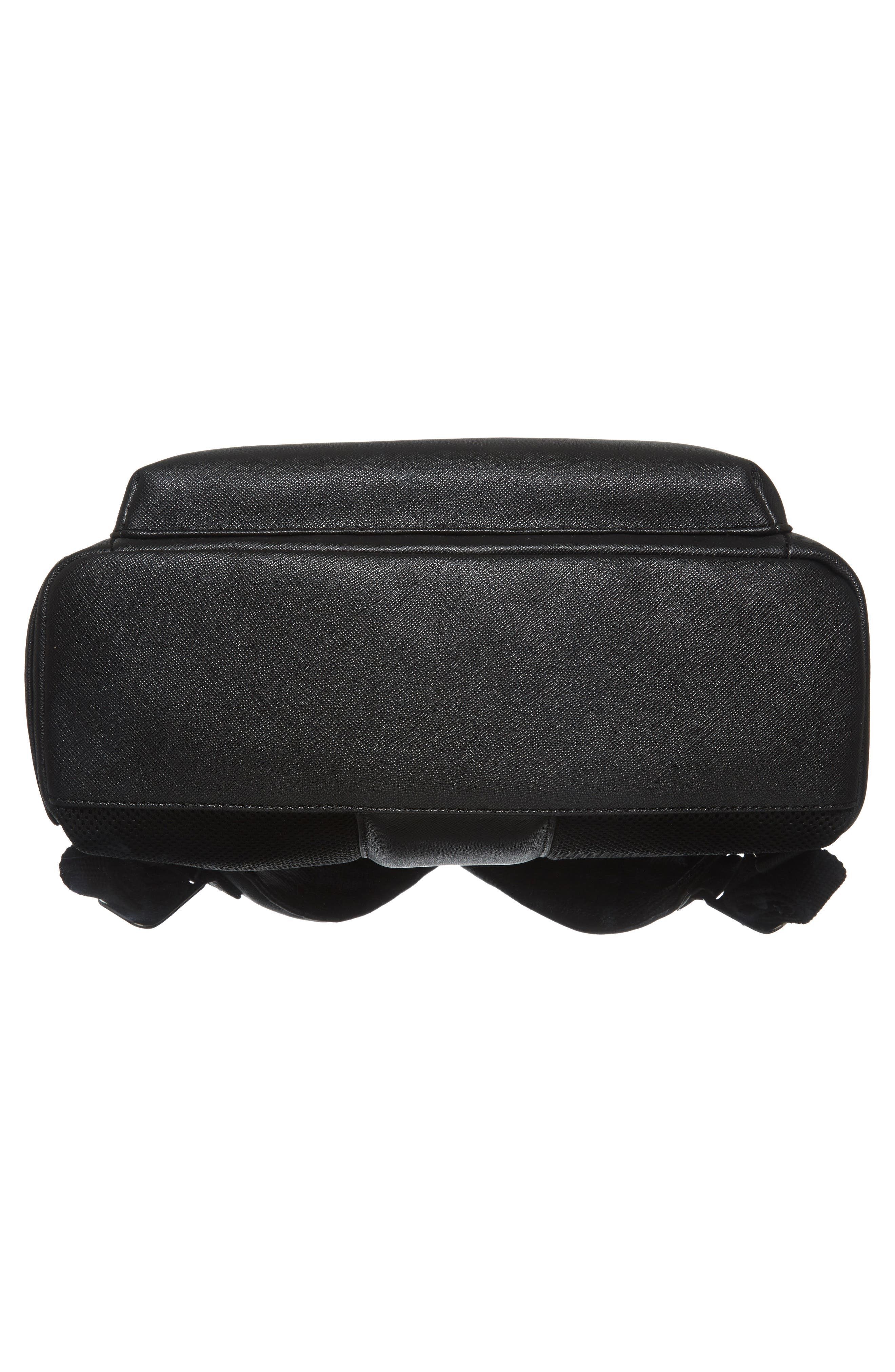 Fangs Backpack,                             Alternate thumbnail 6, color,                             Black