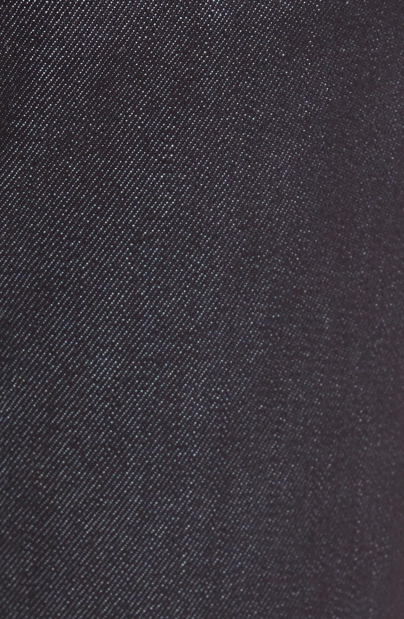 Alternate Image 5  - Neuw Iggy Skinny Jeans (Raw Stretch)