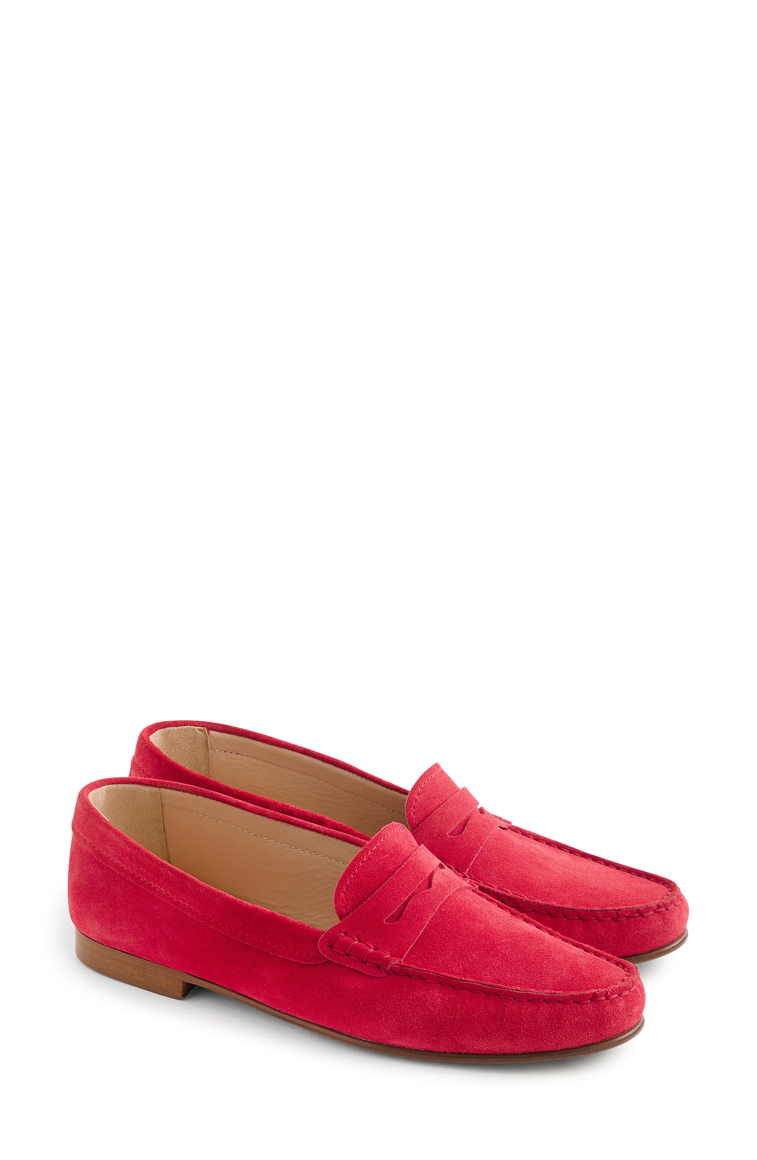 Alternate Image 1 Selected - J. Crew Felix Loafer (Women)