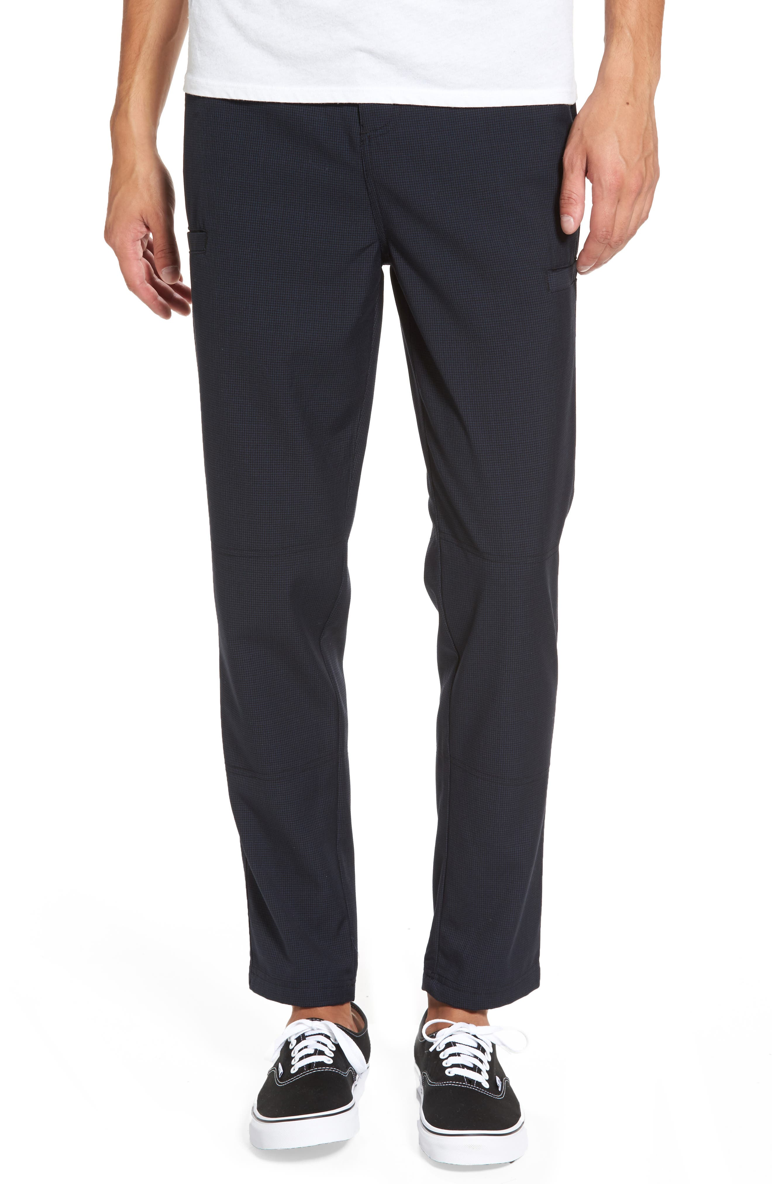 Haycroft Trousers,                             Main thumbnail 1, color,                             Navy