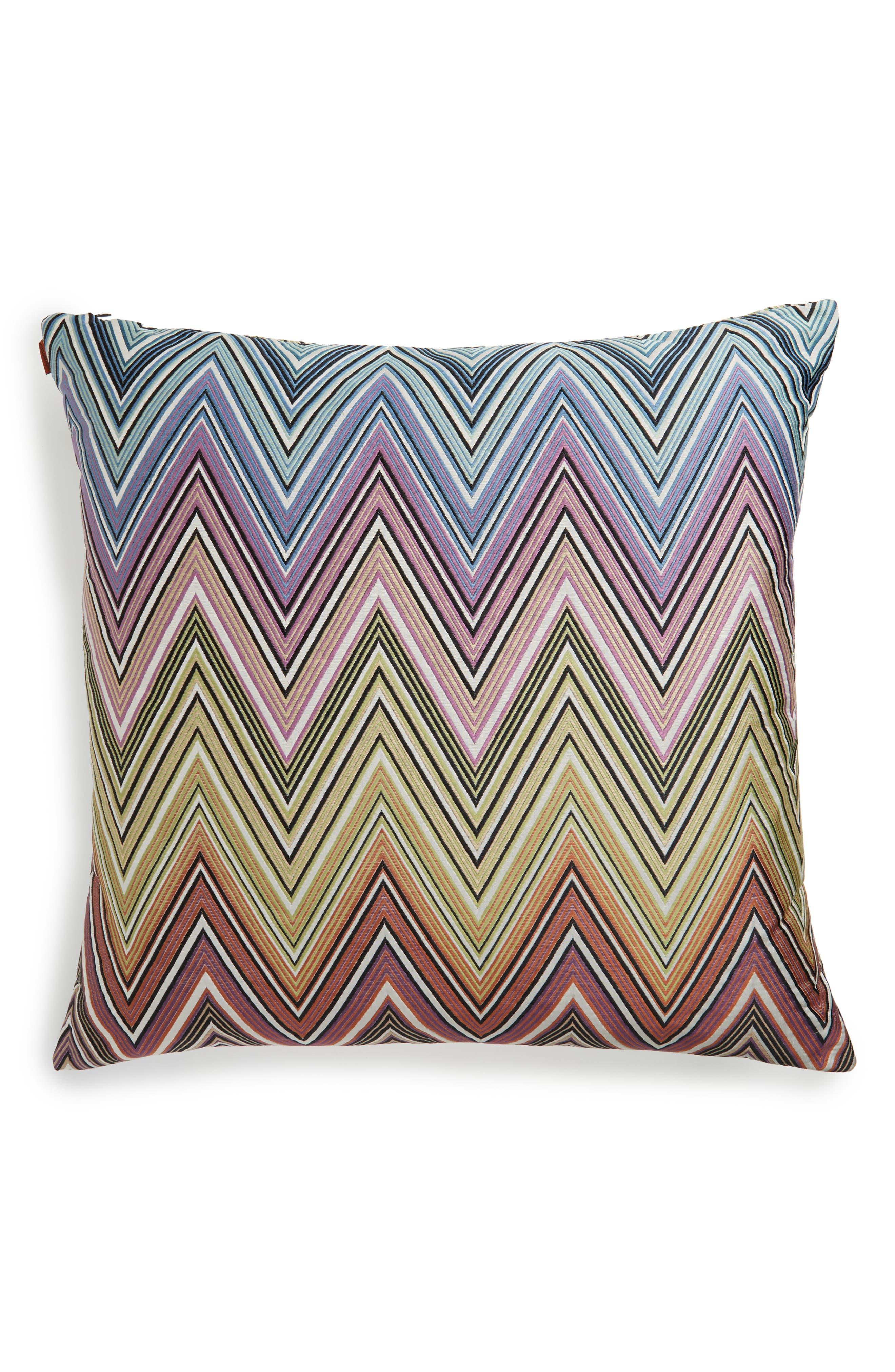 Kew Accent Pillow,                         Main,                         color, Blue