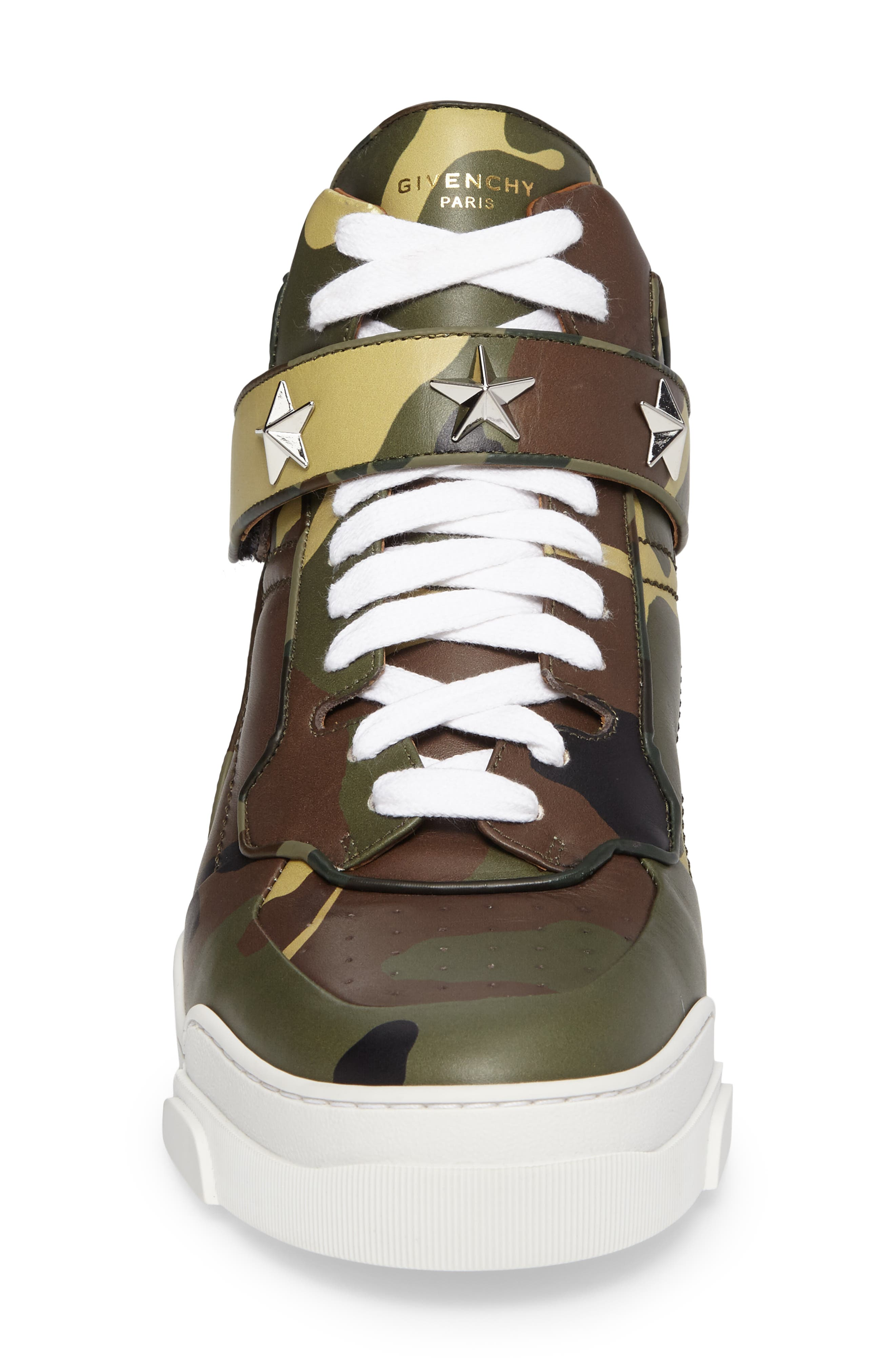 Alternate Image 4  - Givenchy 'Tyson' High Top Sneaker (Men) (Nordstrom Exclusive)