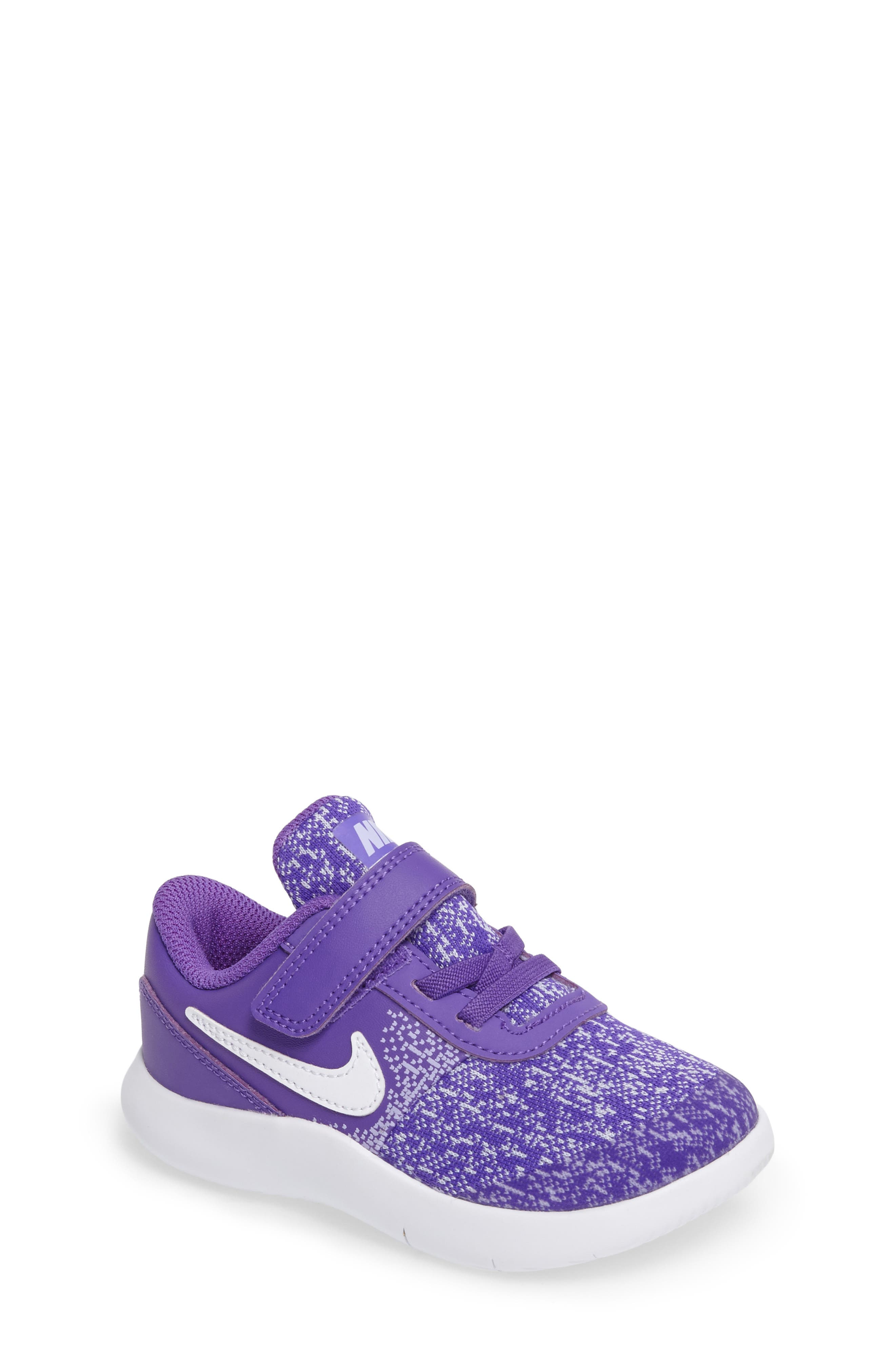 Nike Flex Contact Sneaker (Baby, Walker & Toddler)