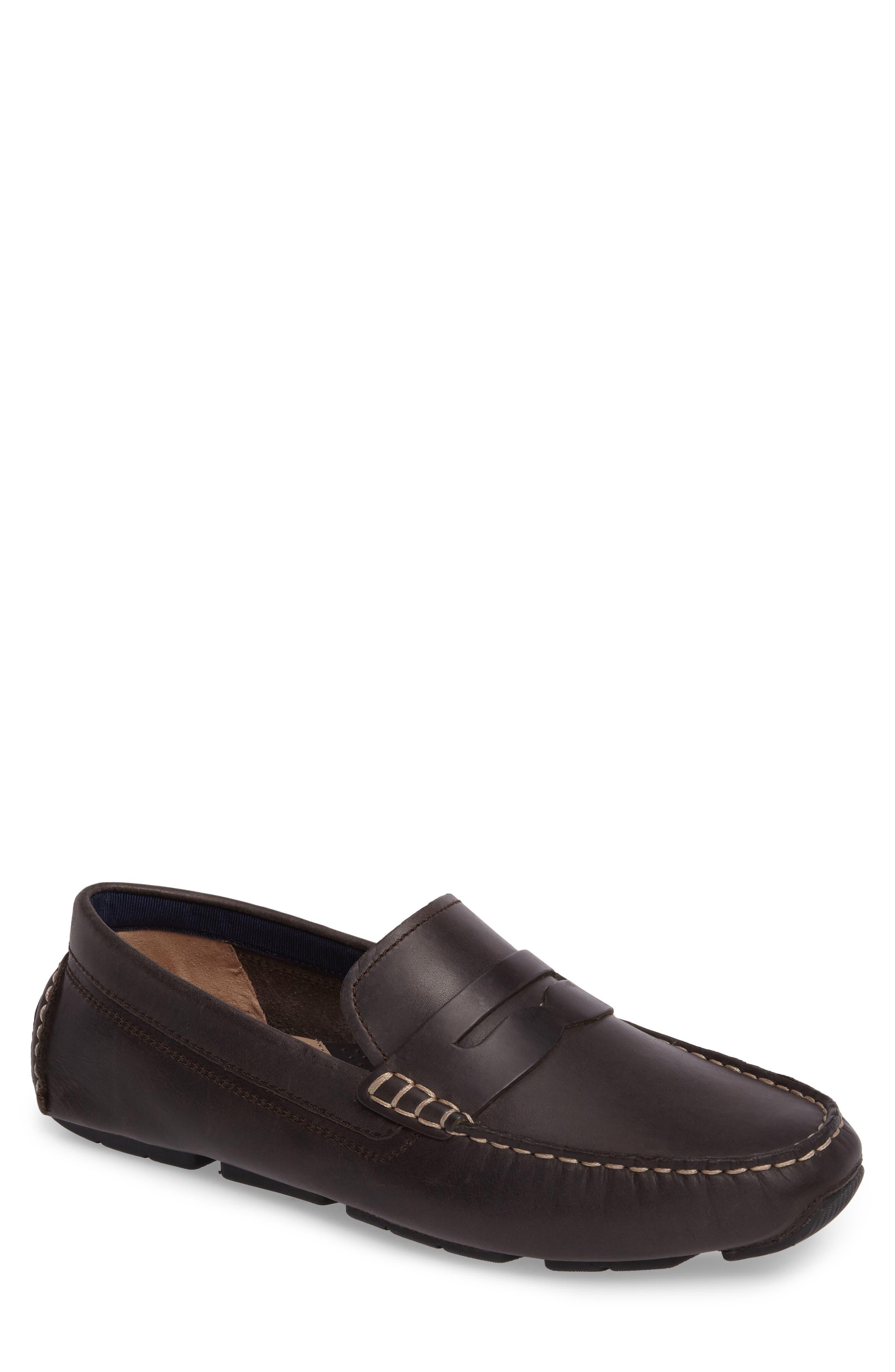Alternate Image 1 Selected - Cole Haan Kelson Driving Shoe (Men)