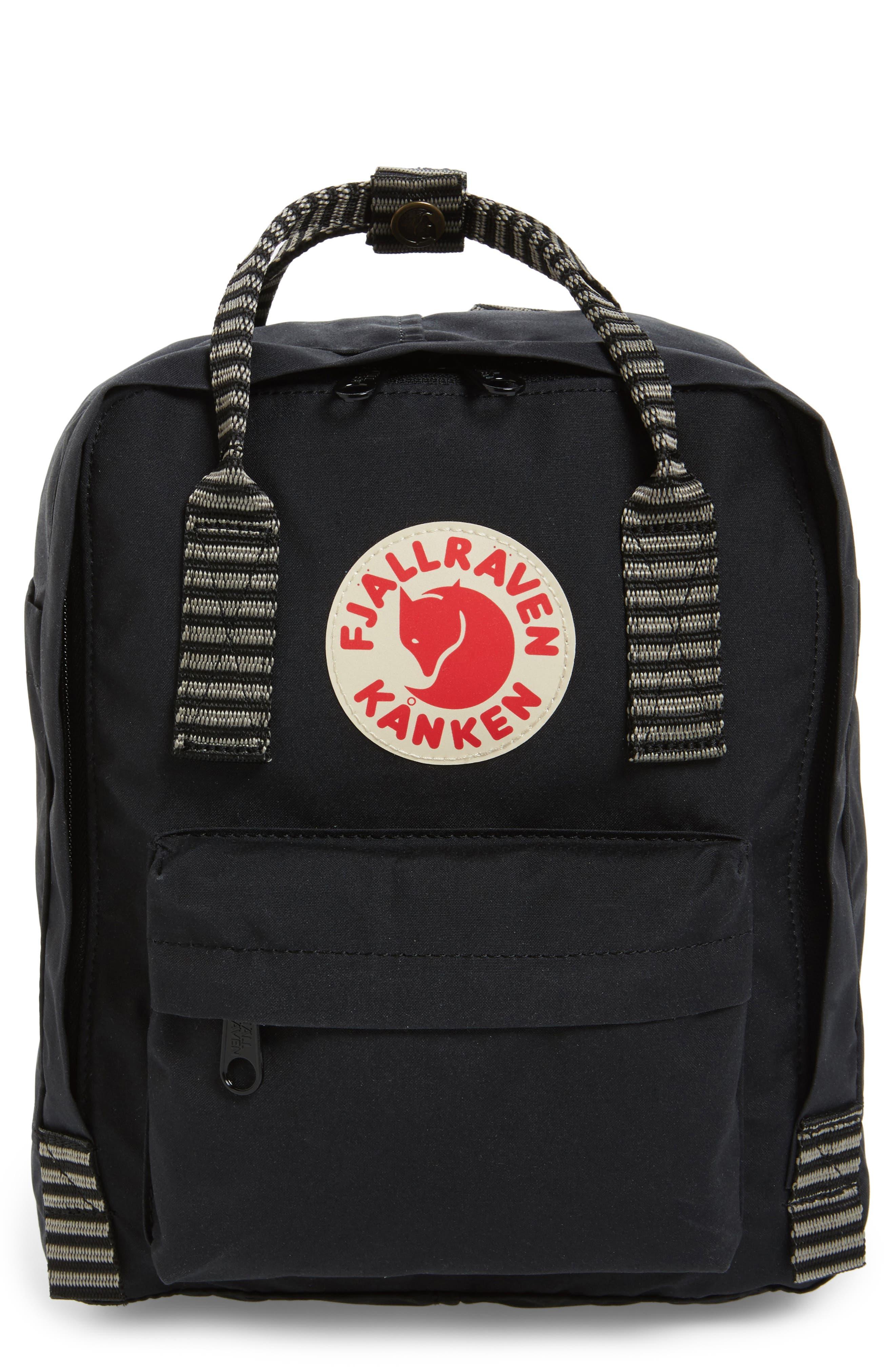 Alternate Image 1 Selected - Fjällräven 'Mini Kånken' Water Resistant Backpack