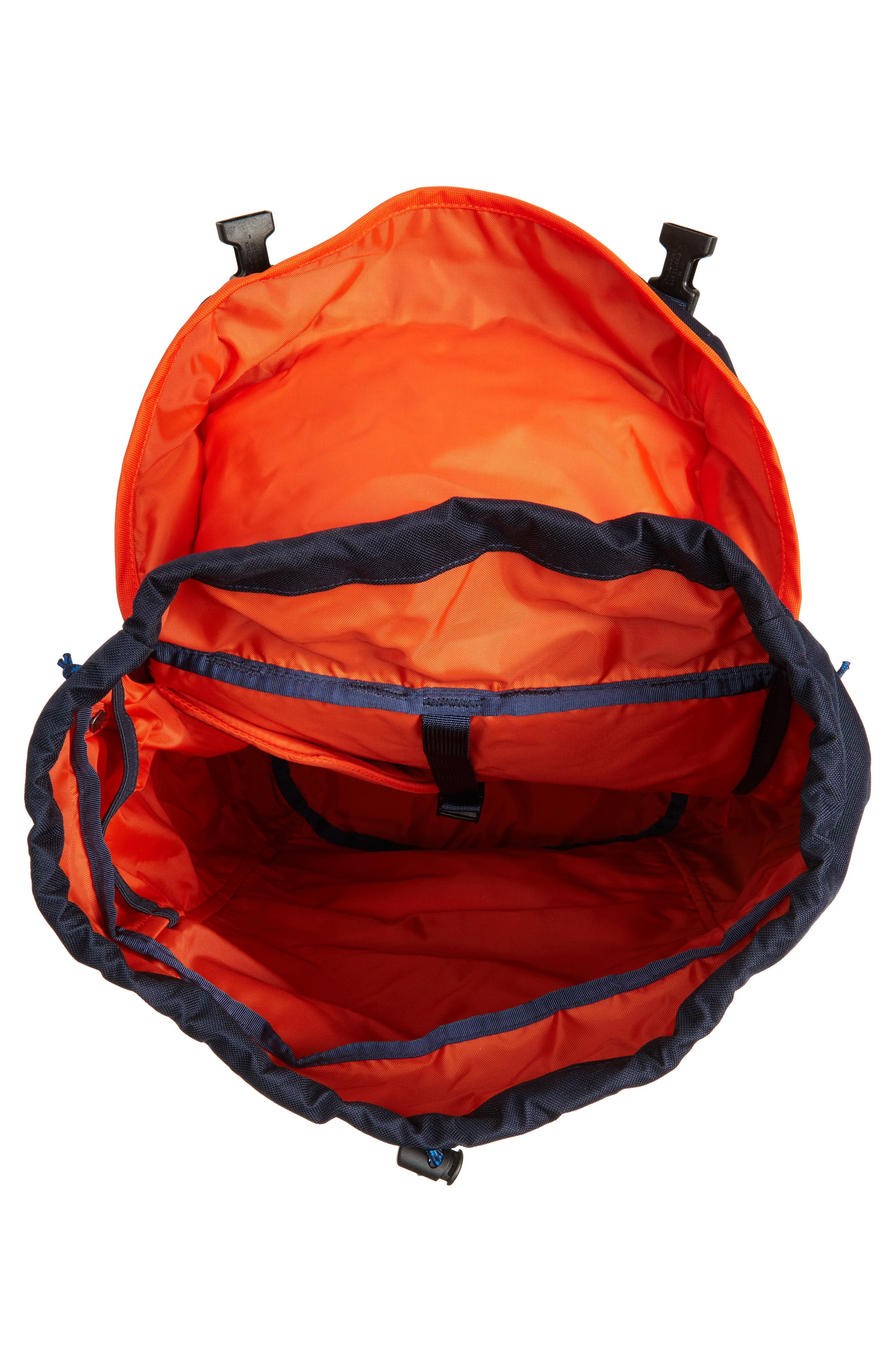 Arbor Grande 32-Liter Backpack,                             Alternate thumbnail 4, color,                             Navy Blue/ Paintbrush Red